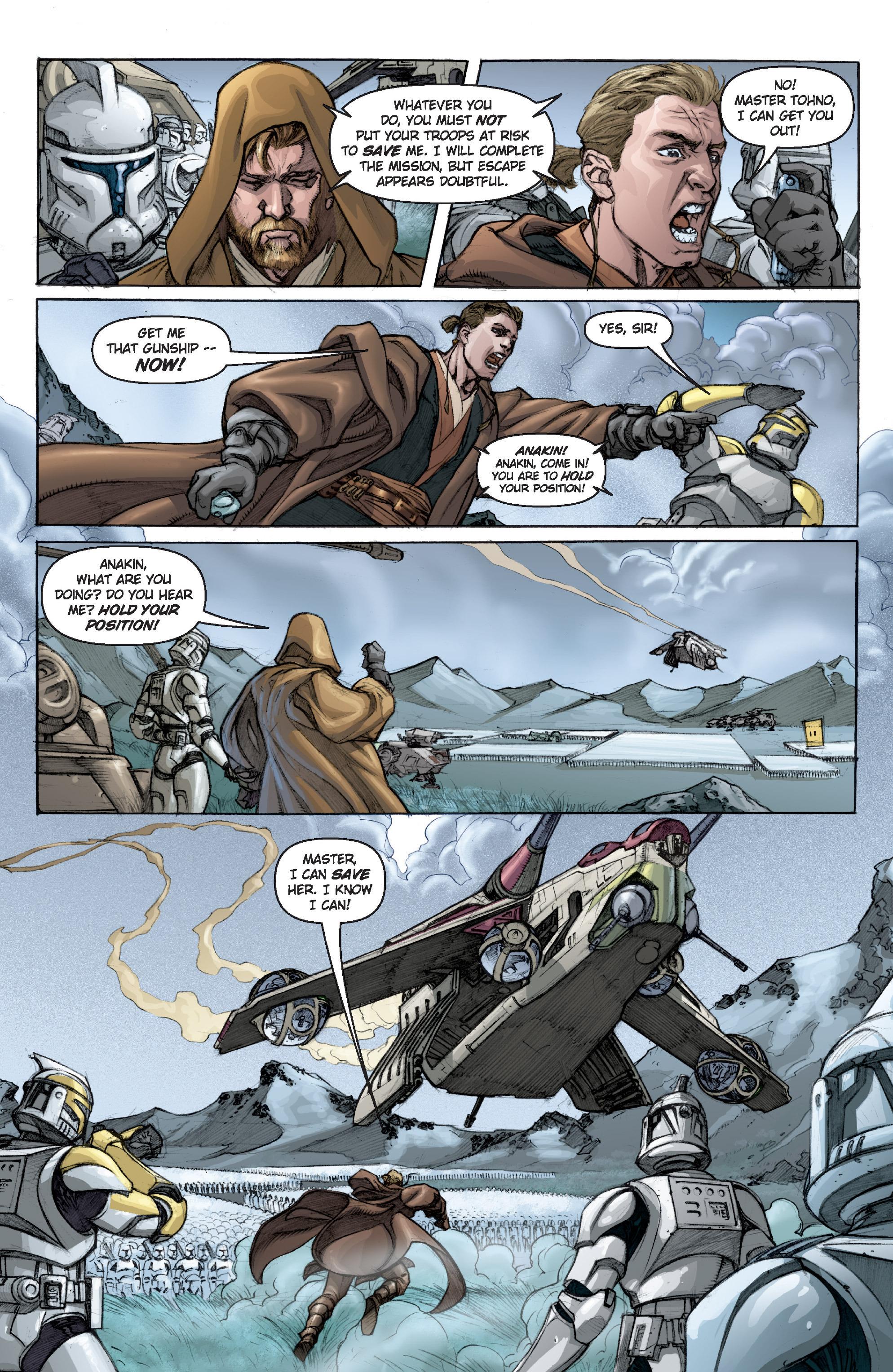 Read online Star Wars Omnibus comic -  Issue # Vol. 24 - 243