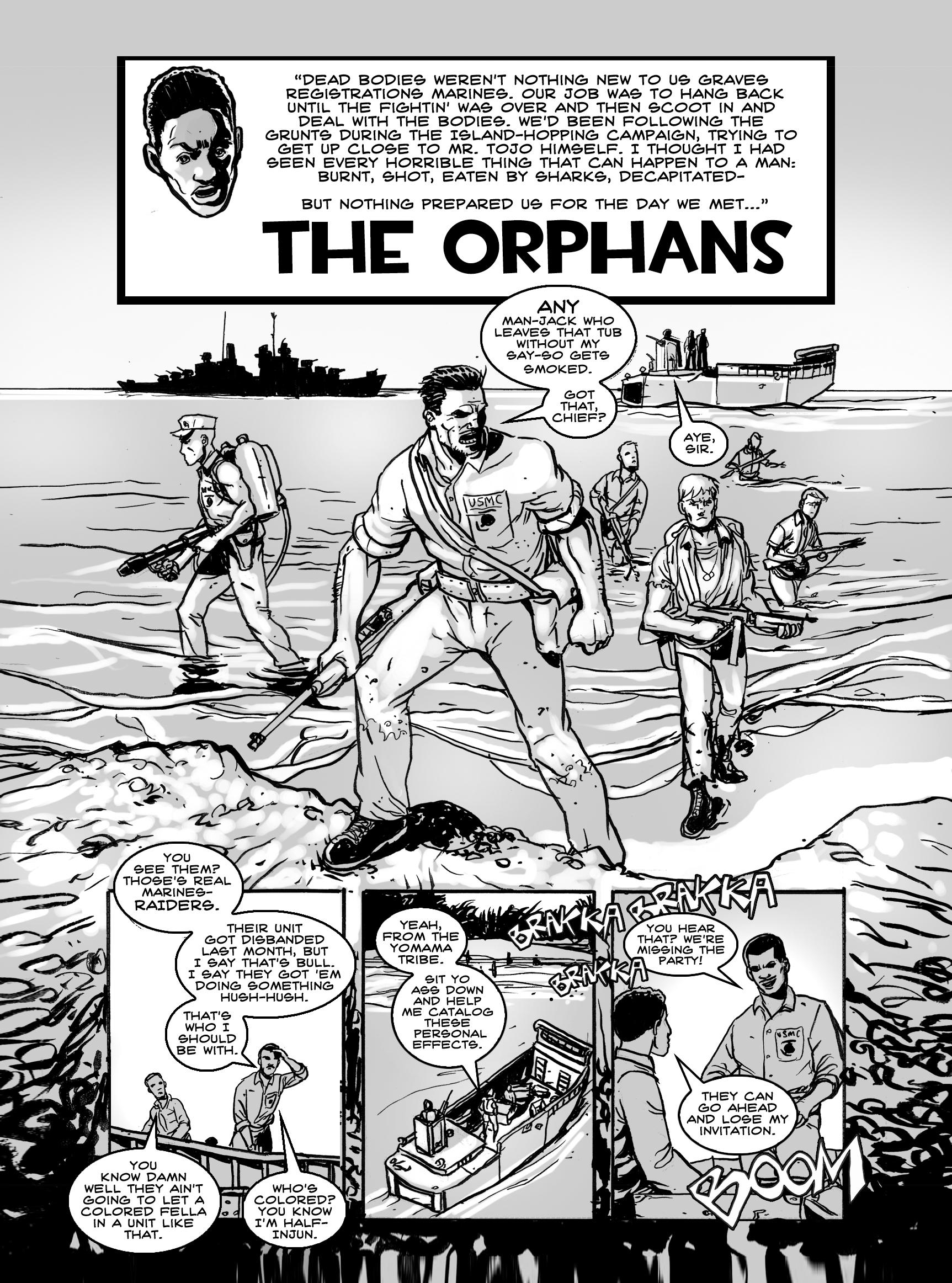 Read online FUBAR comic -  Issue #2 - 201