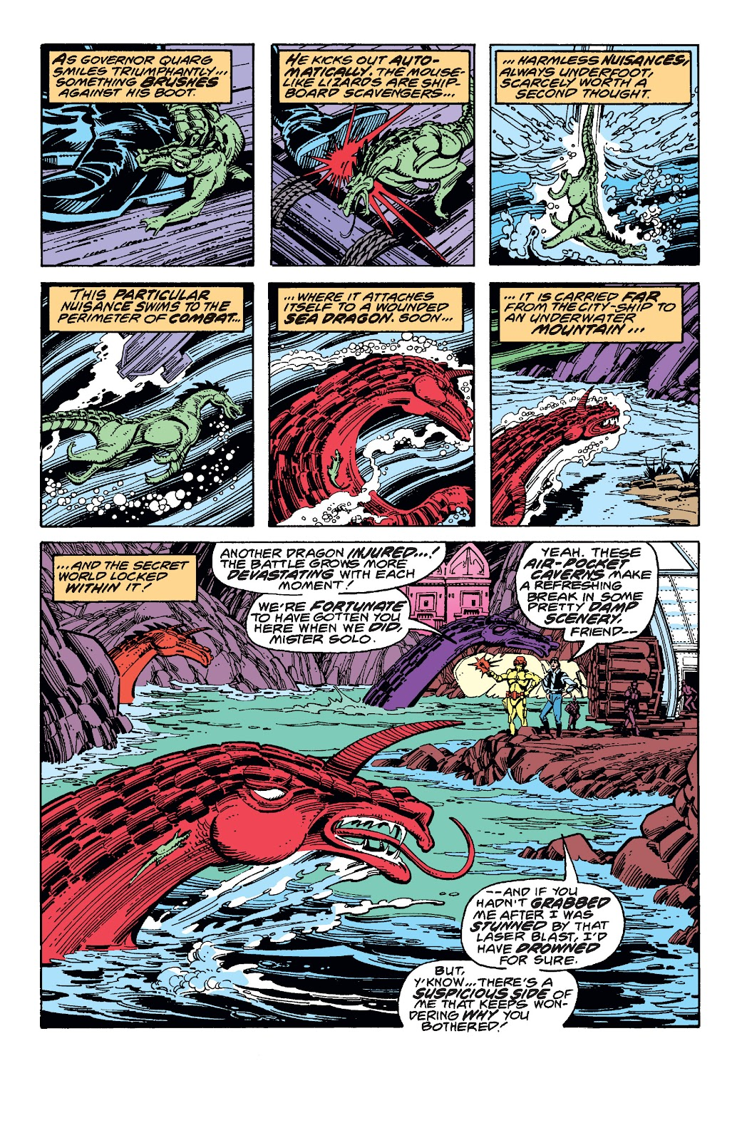Read online Star Wars Legends: The Original Marvel Years - Epic Collection comic -  Issue # TPB 1 (Part 3) - 51