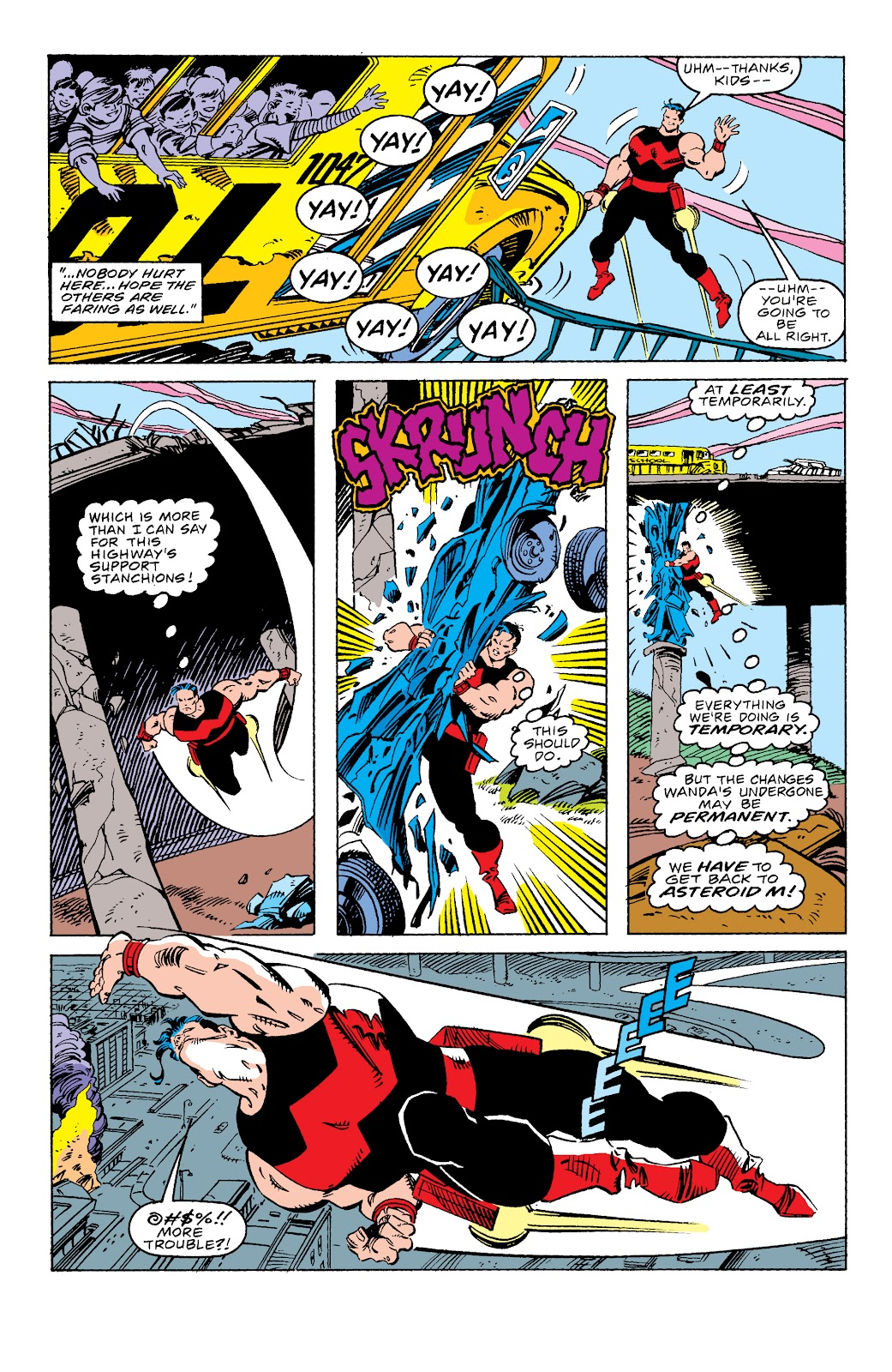 Avengers West Coast (1989) issue 58 - Page 12