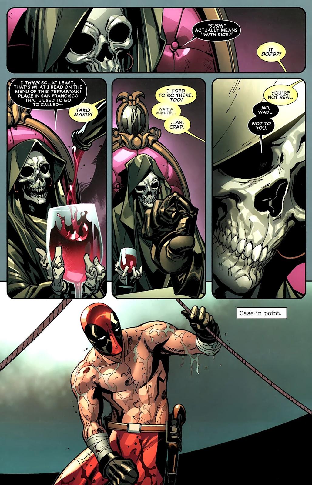 Read online Deadpool (2008) comic -  Issue #15 - 8
