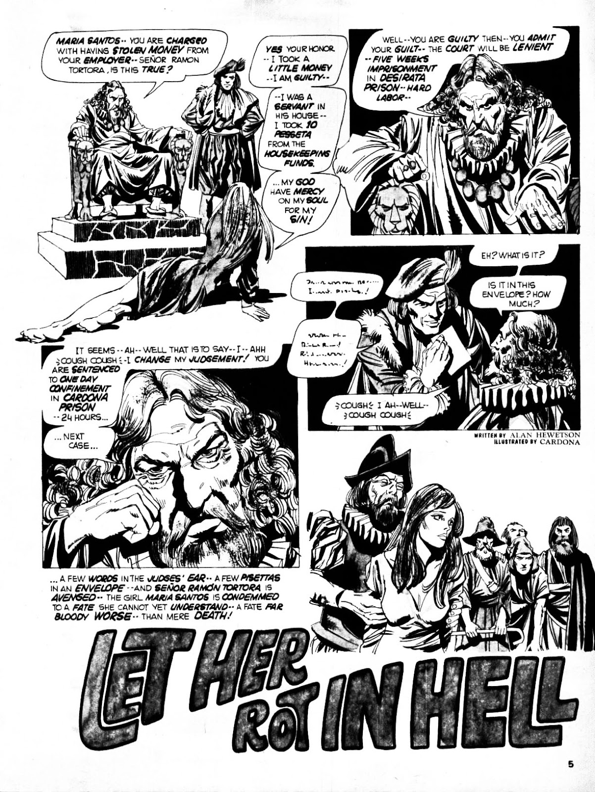 Nightmare (1970) issue 21 - Page 5