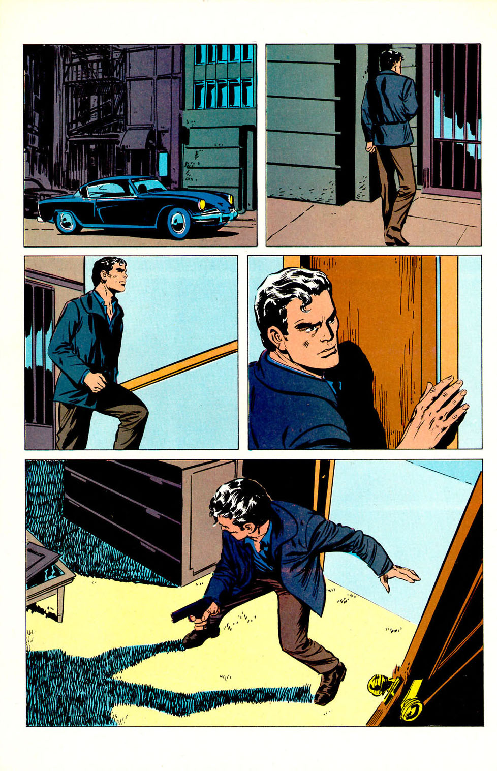 Jon Sable, Freelance issue 51 - Page 24