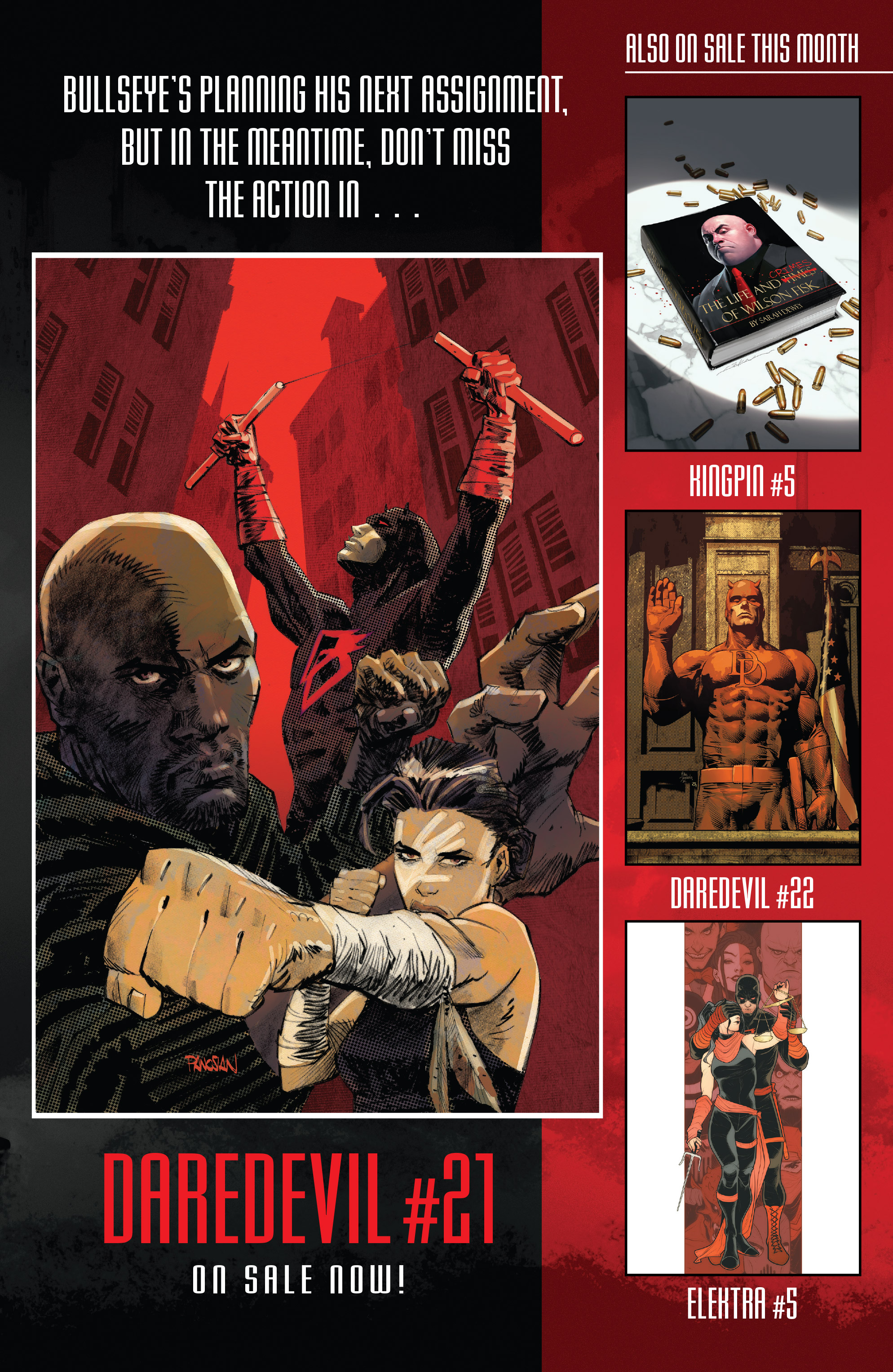 Read online Bullseye comic -  Issue #5 - 22