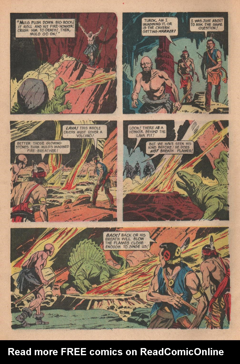 Read online Turok, Son of Stone comic -  Issue #55 - 11