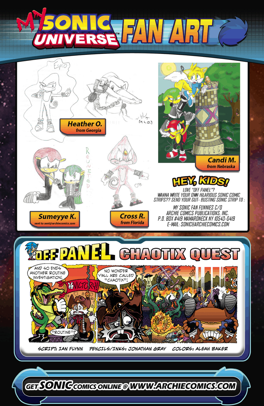 Read online Sonic Universe comic -  Issue #49 - 24