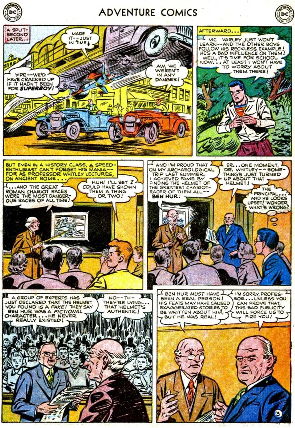 Read online Adventure Comics (1938) comic -  Issue #177 - 5
