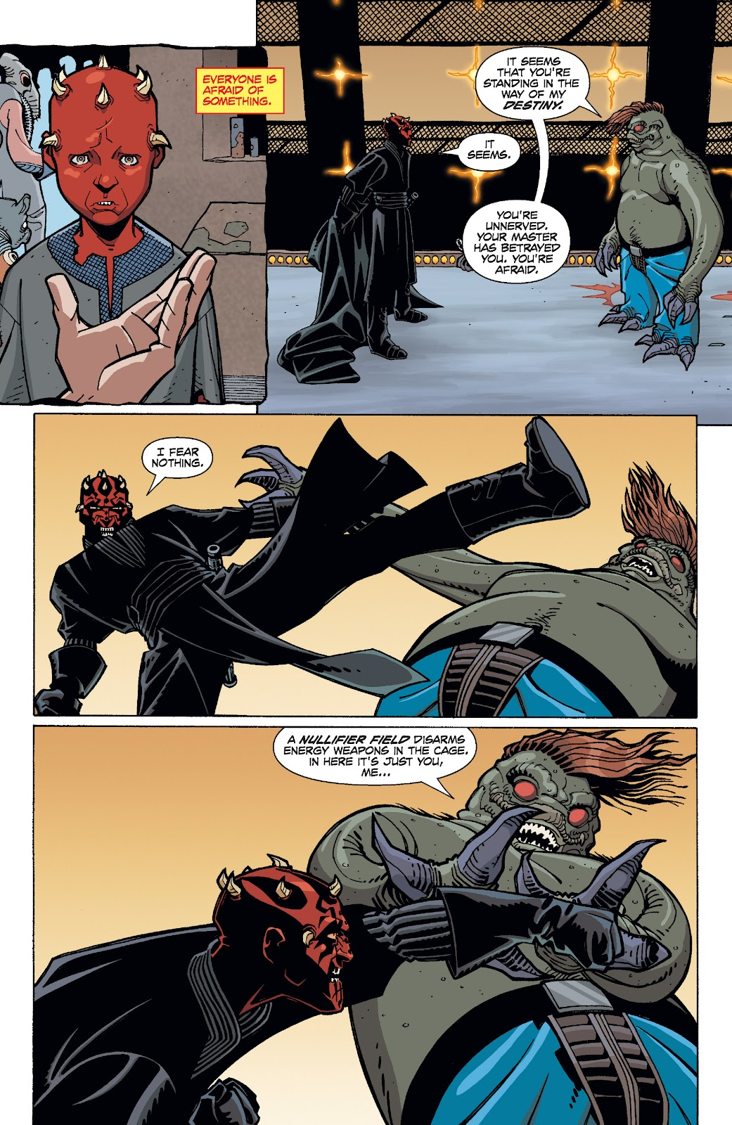Read online Star Wars Legends: Rise of the Sith - Epic Collection comic -  Issue # TPB 1 (Part 4) - 62