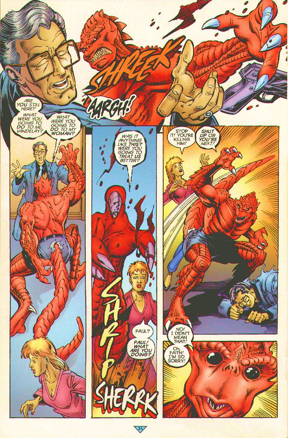 Read online Trinity Angels comic -  Issue #6 - 20