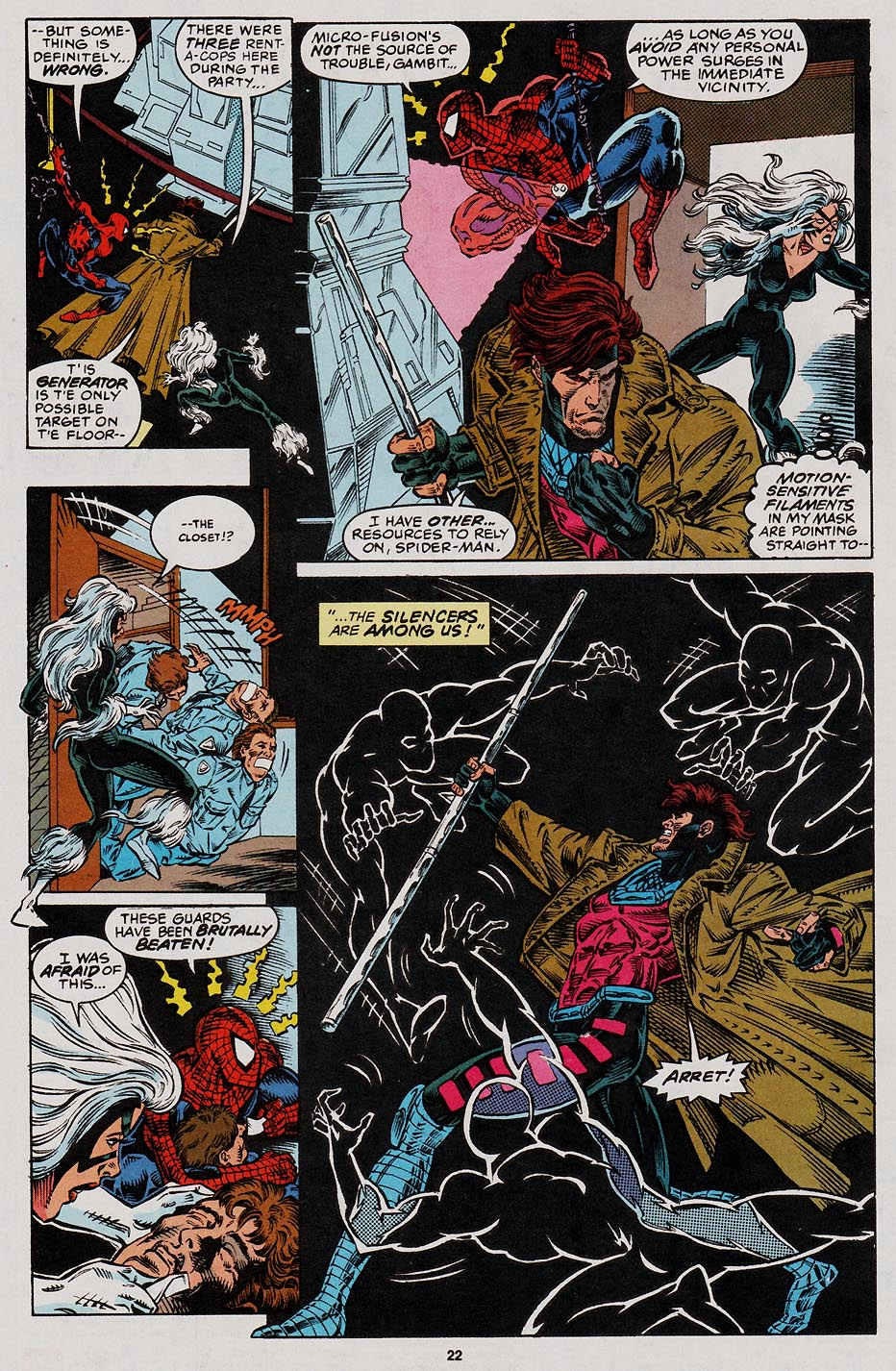 Web of Spider-Man (1985) Issue #113 #123 - English 18