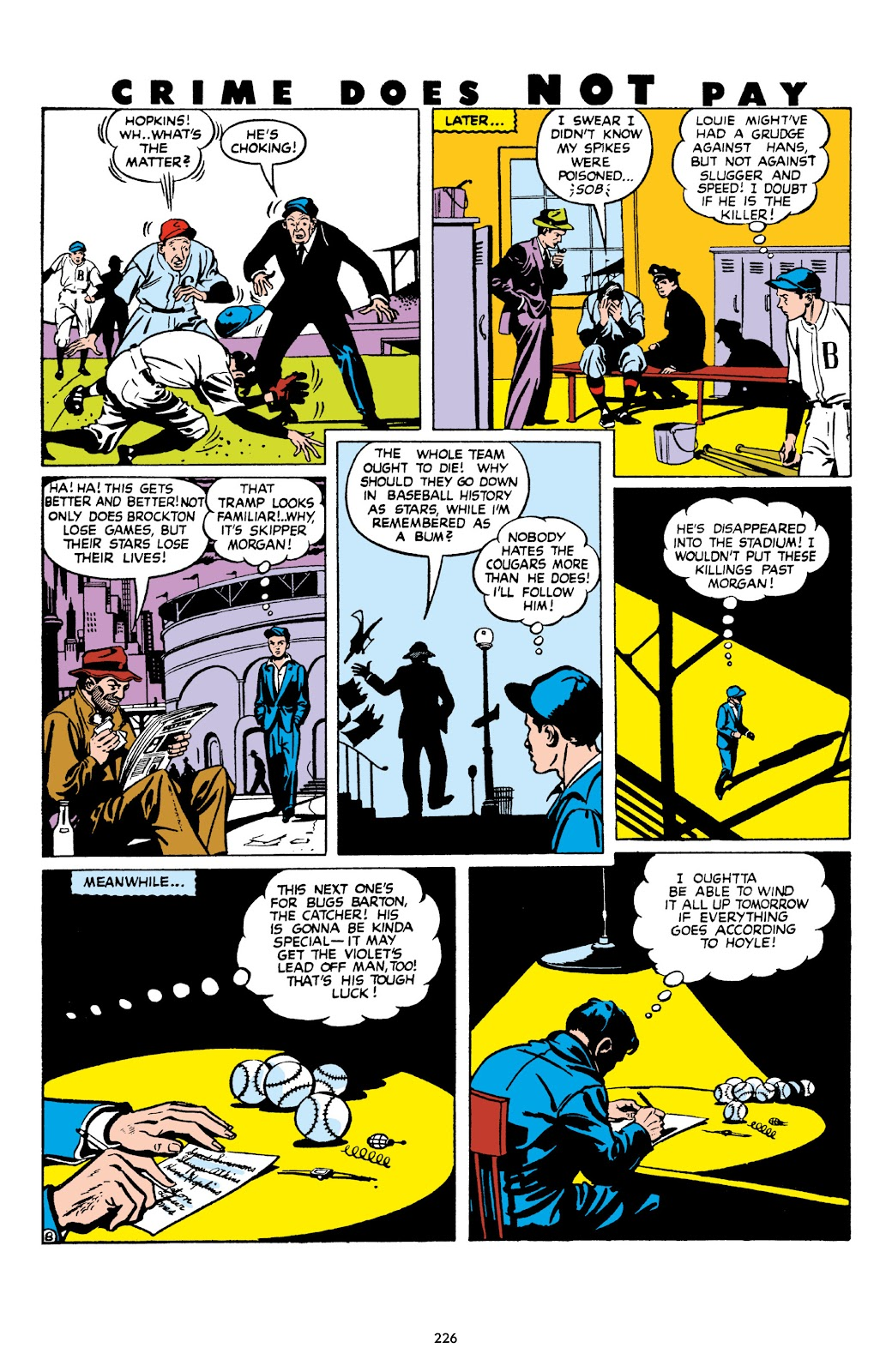 Read online Crime Does Not Pay Archives comic -  Issue # TPB 8 (Part 3) - 27