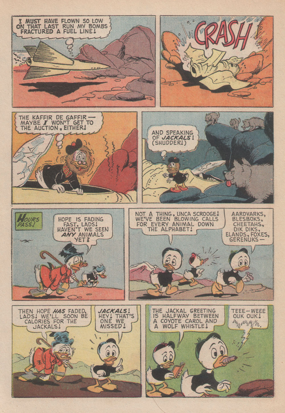Read online Uncle Scrooge (1953) comic -  Issue #61 - 22