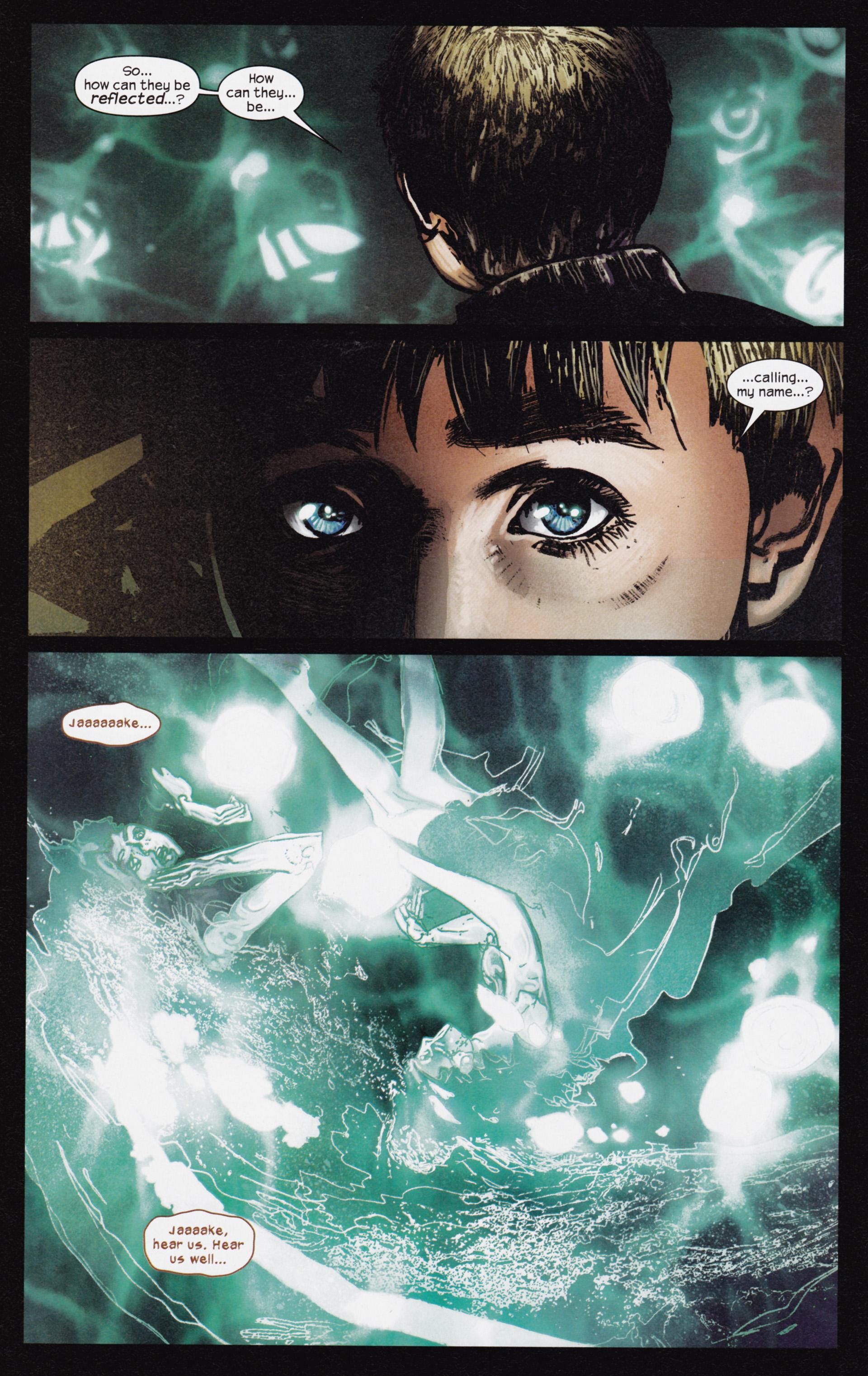 Read online Dark Tower: The Gunslinger - The Man in Black comic -  Issue #3 - 22