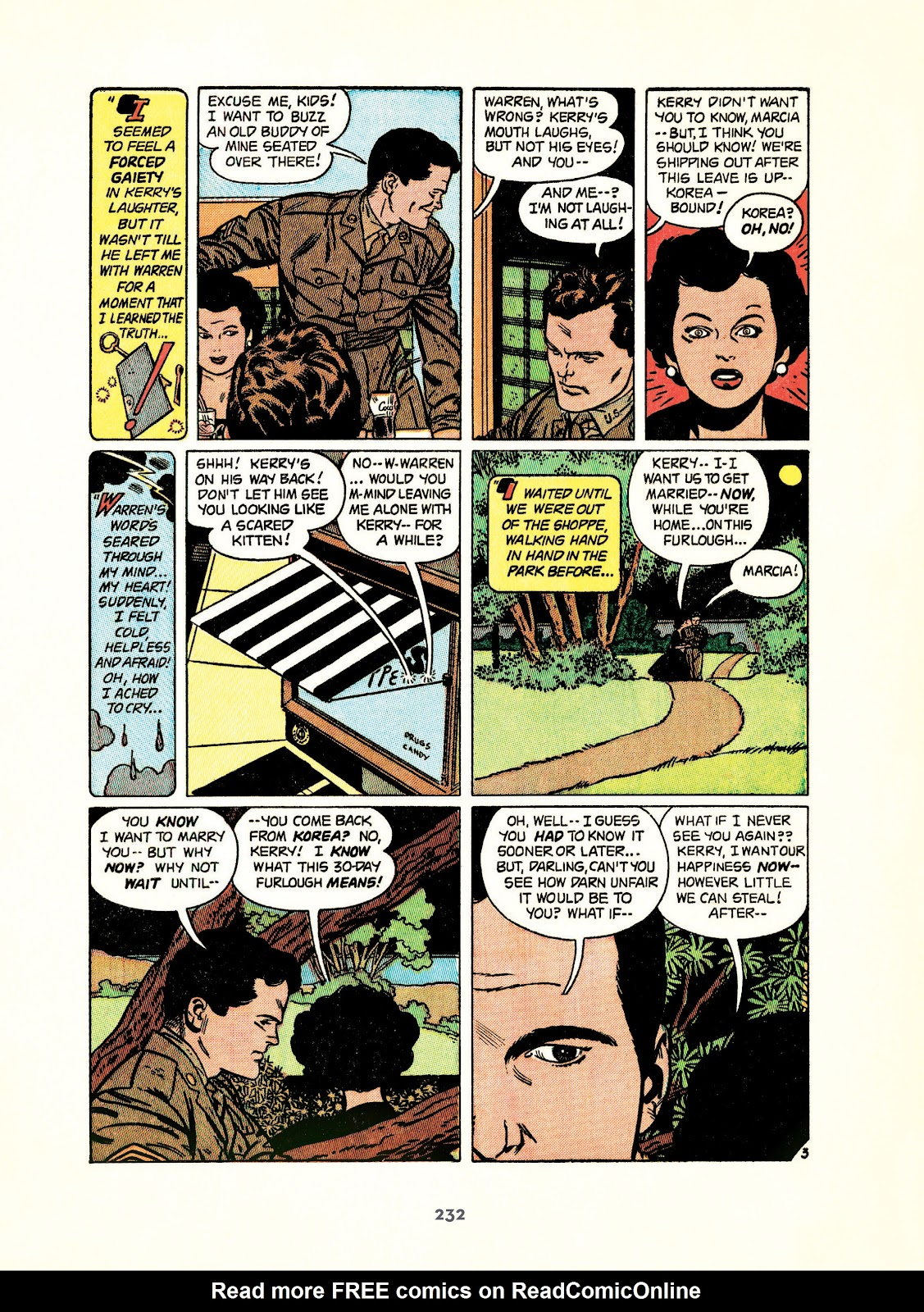 Read online Setting the Standard: Comics by Alex Toth 1952-1954 comic -  Issue # TPB (Part 3) - 33