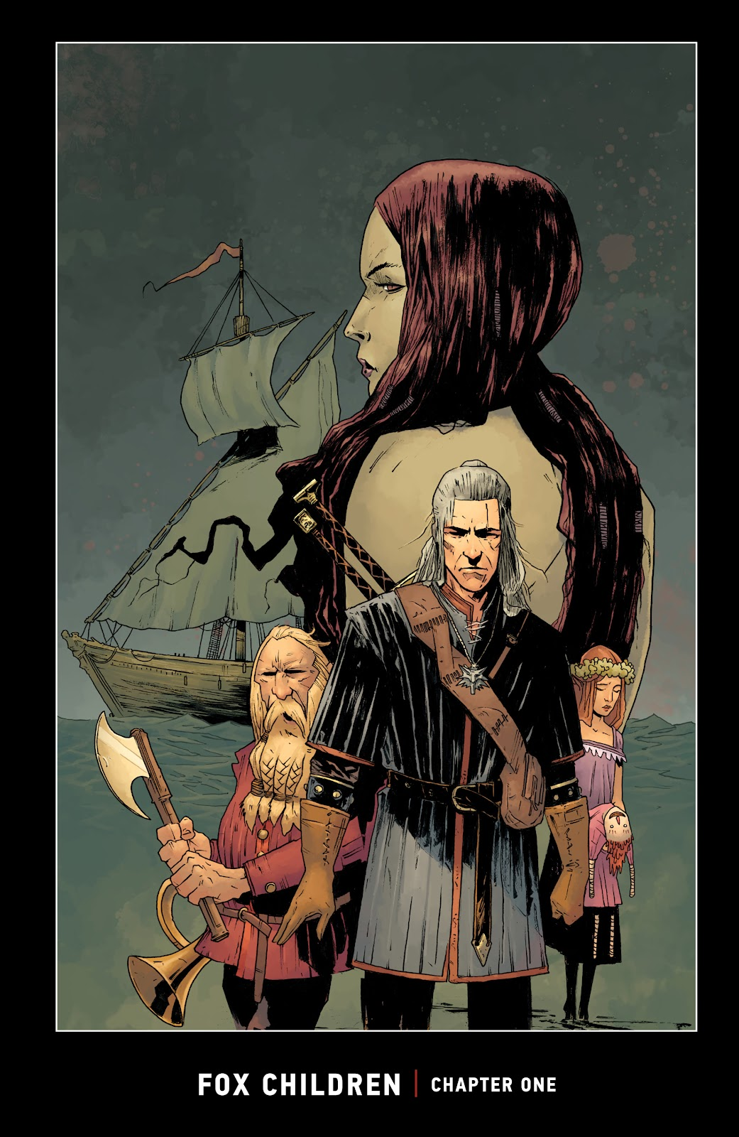 Read online The Witcher Omnibus comic -  Issue # TPB (Part 2) - 28