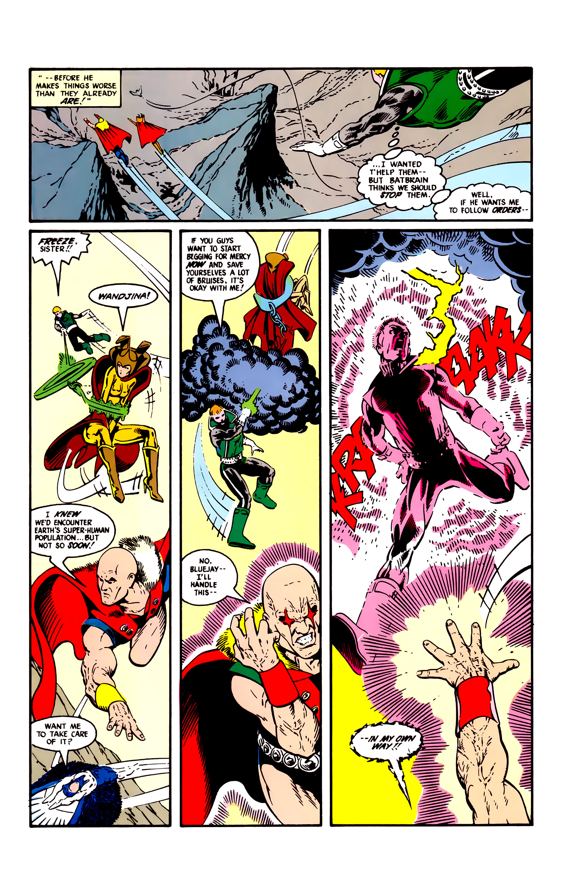 Read online Justice League (1987) comic -  Issue #2 - 20