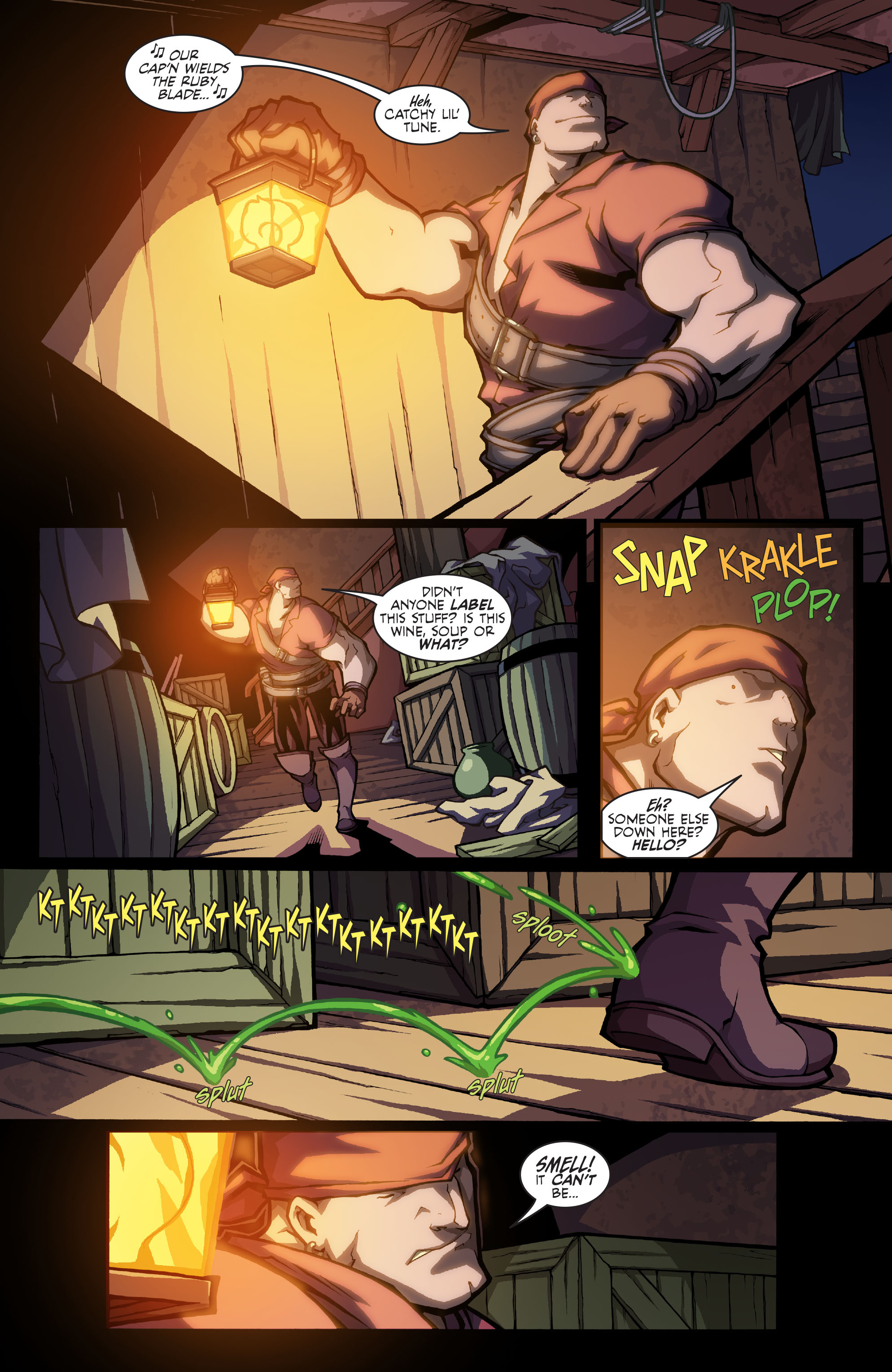 Read online Skullkickers comic -  Issue #13 - 22