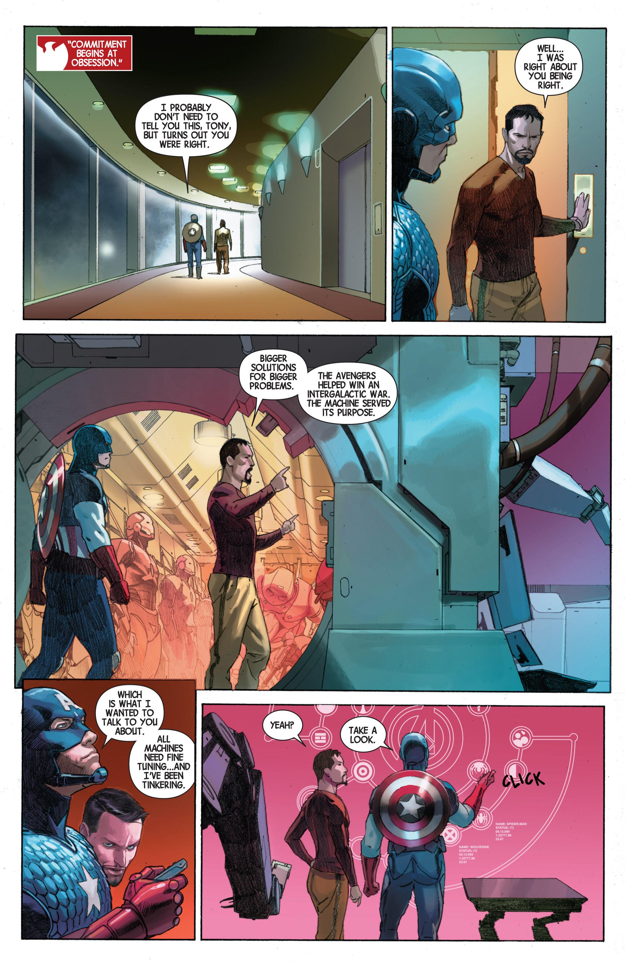 Read online Avengers (2013) comic -  Issue #Avengers (2013) _TPB 5 - 16