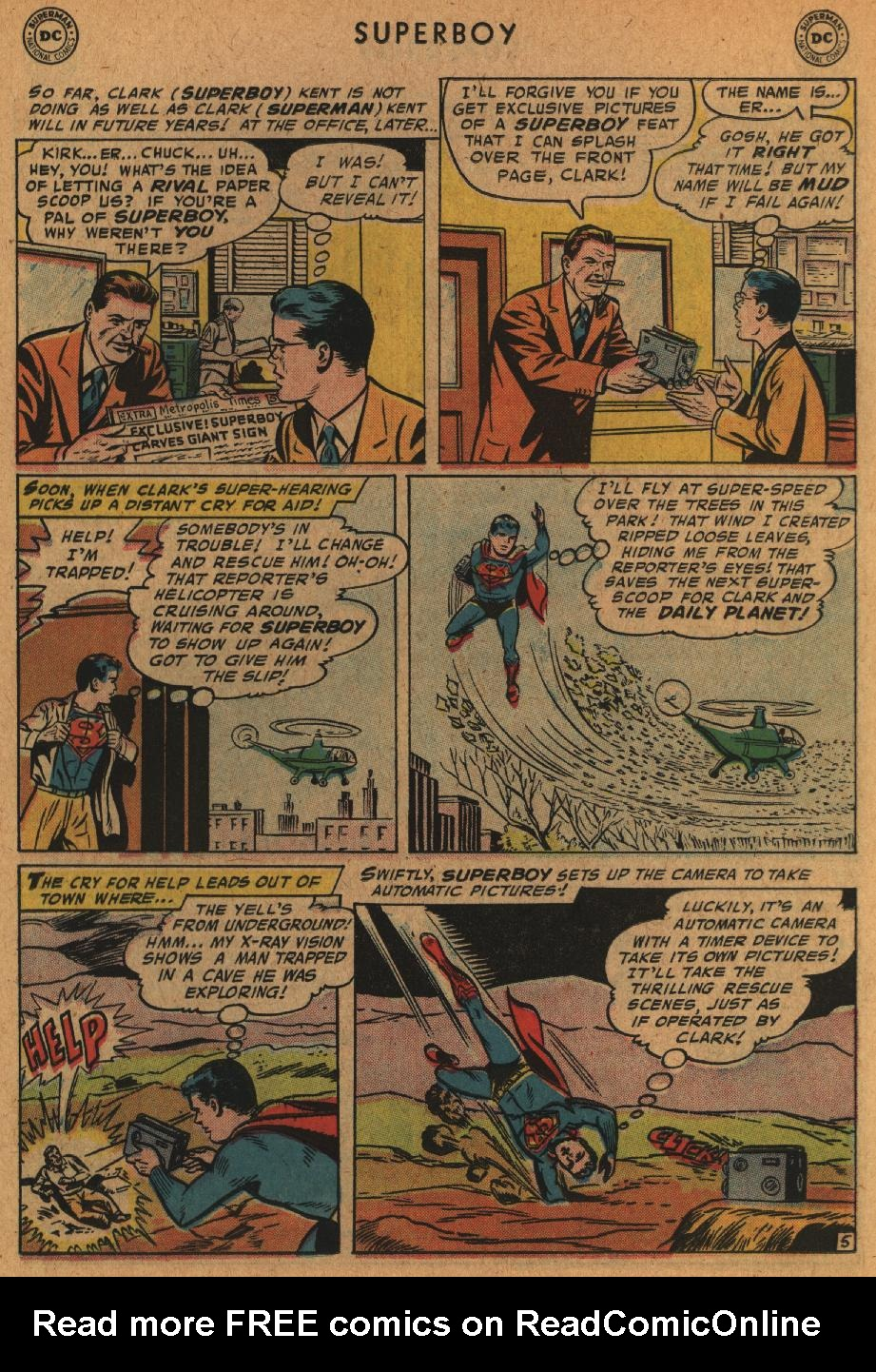 Superboy (1949) issue 63 - Page 15