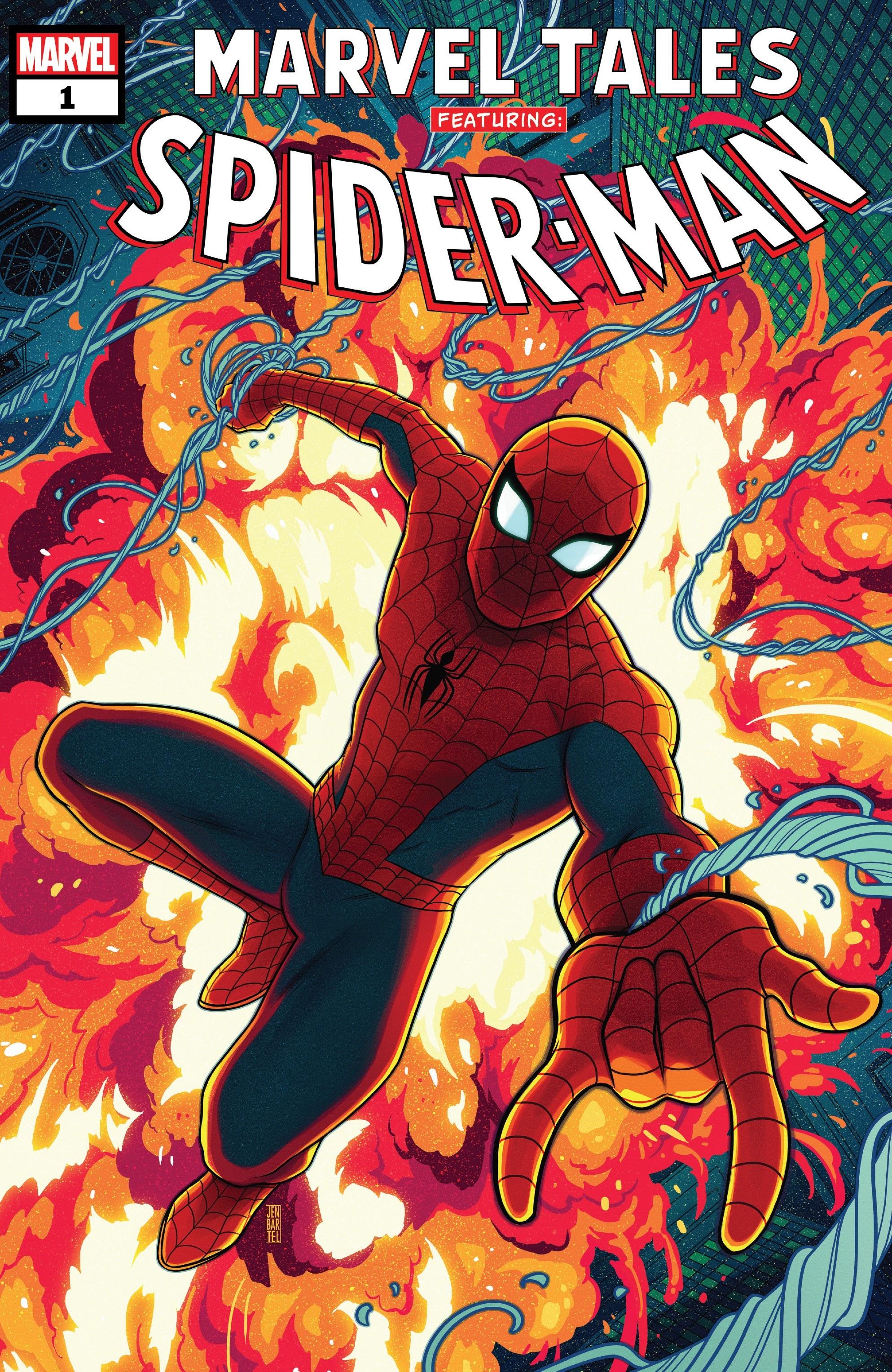 Marvel Tales: Spider-Man Full Page 1