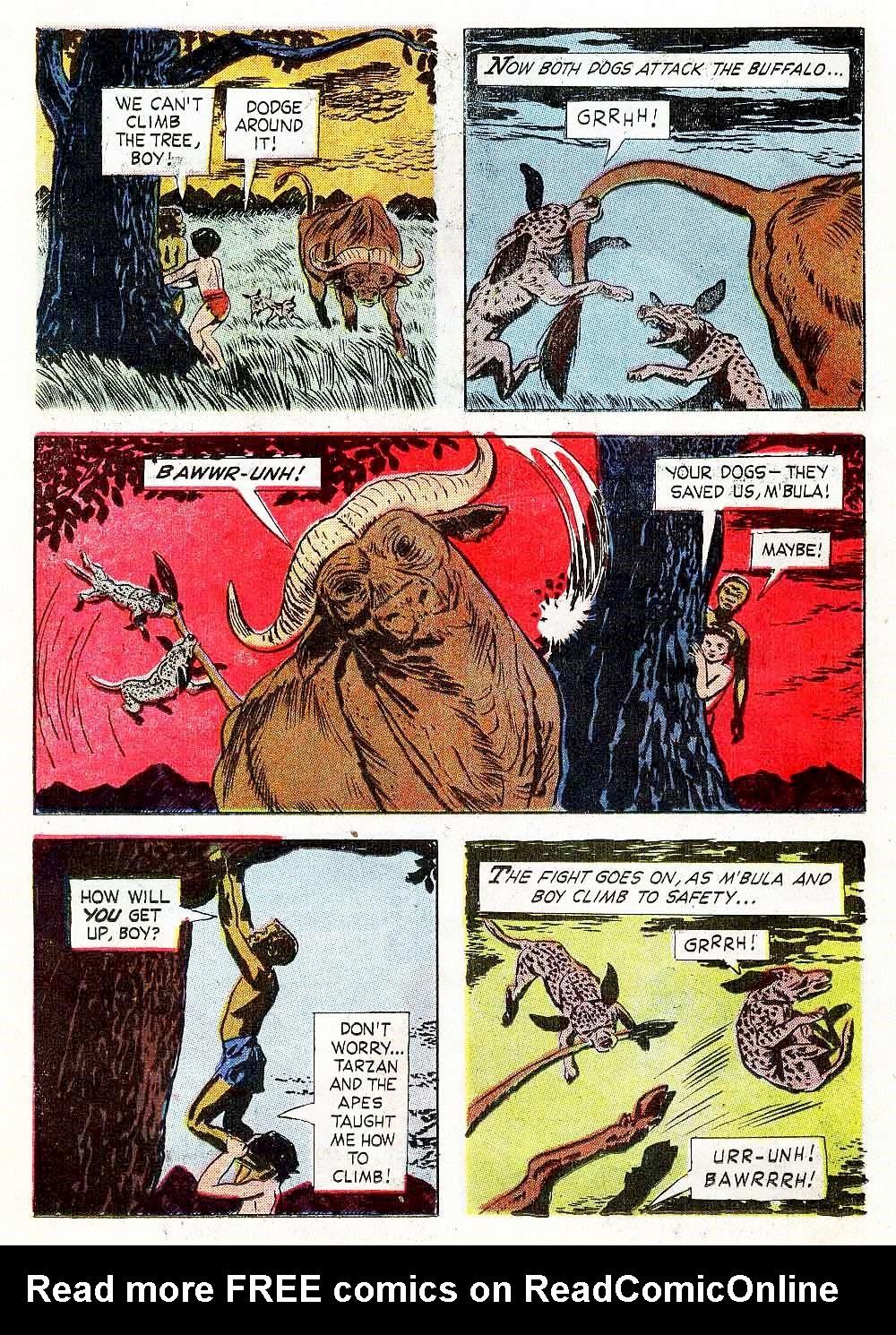 Tarzan (1962) issue 136 - Page 22