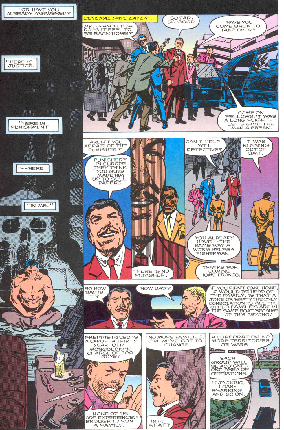 The Punisher Movie Special issue Full - Page 23
