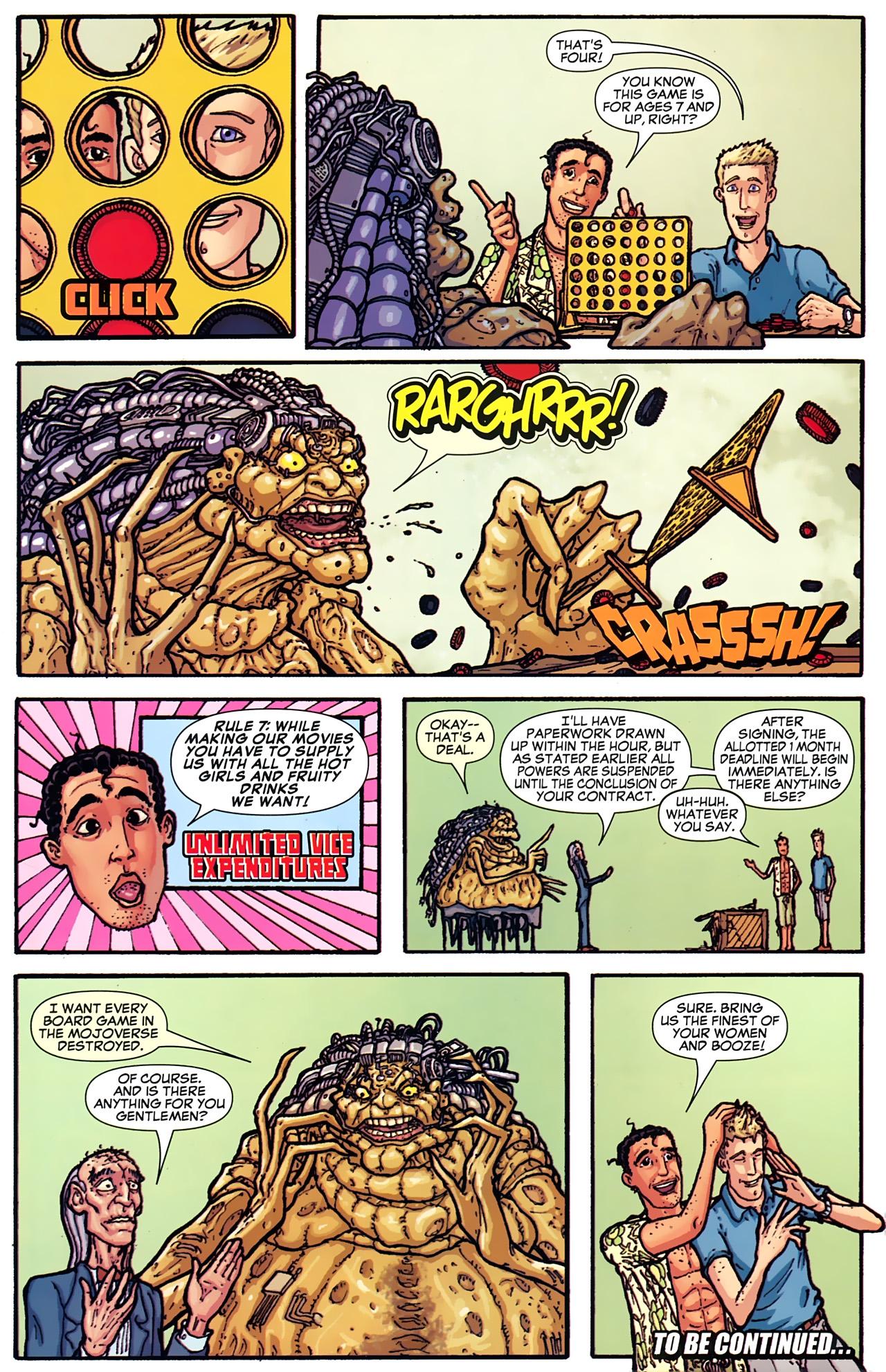 Read online Astonishing Tales (2009) comic -  Issue #2 - 34