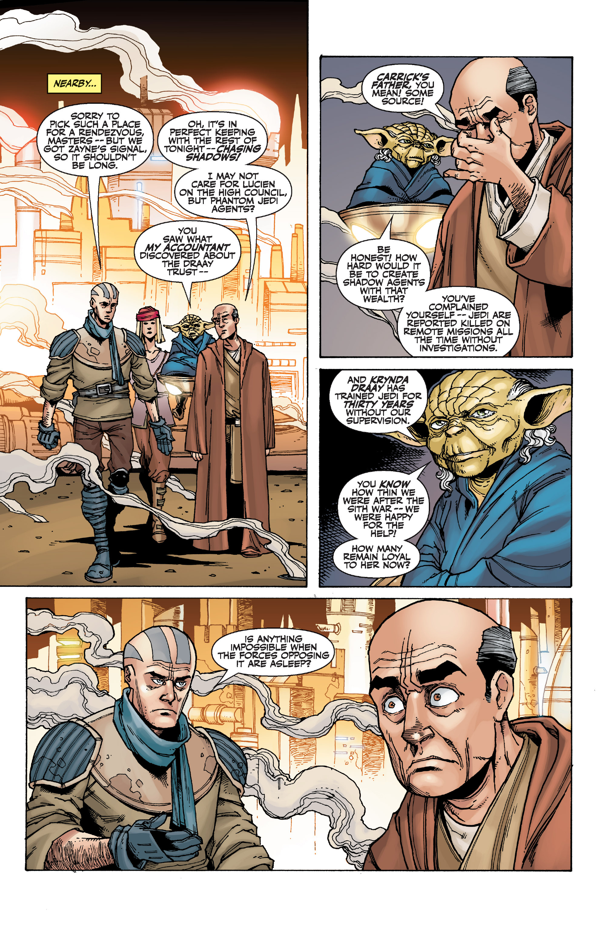 Read online Star Wars Omnibus comic -  Issue # Vol. 32 - 300