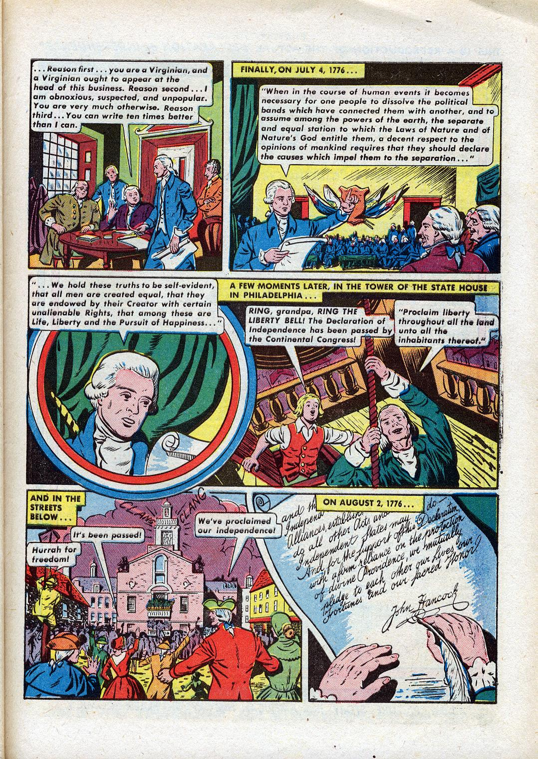 Sensation (Mystery) Comics issue 44 - Page 39