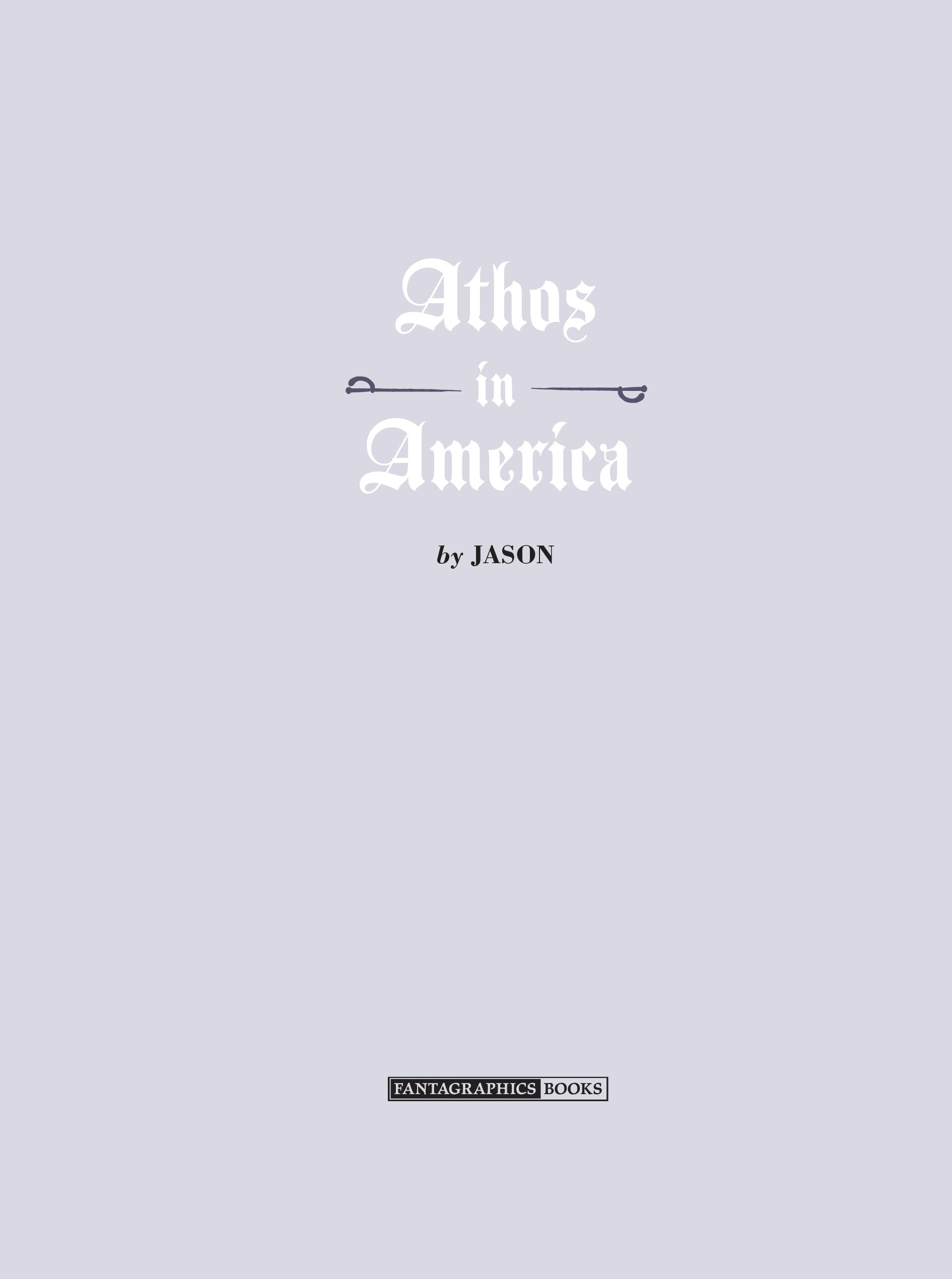 Read online Athos in America comic -  Issue #Athos in America Full - 4