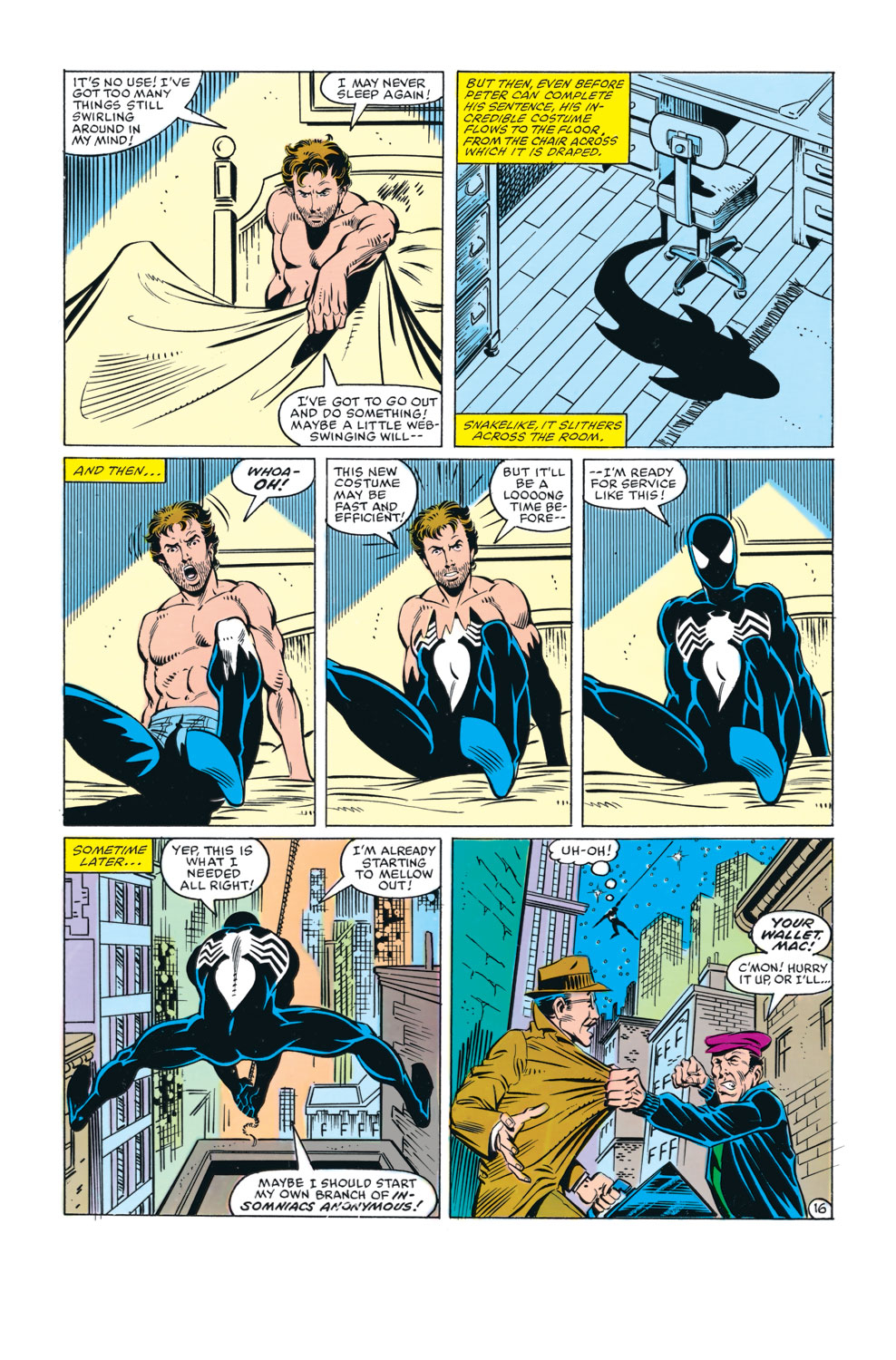 The Amazing Spider-Man (1963) 252 Page 16