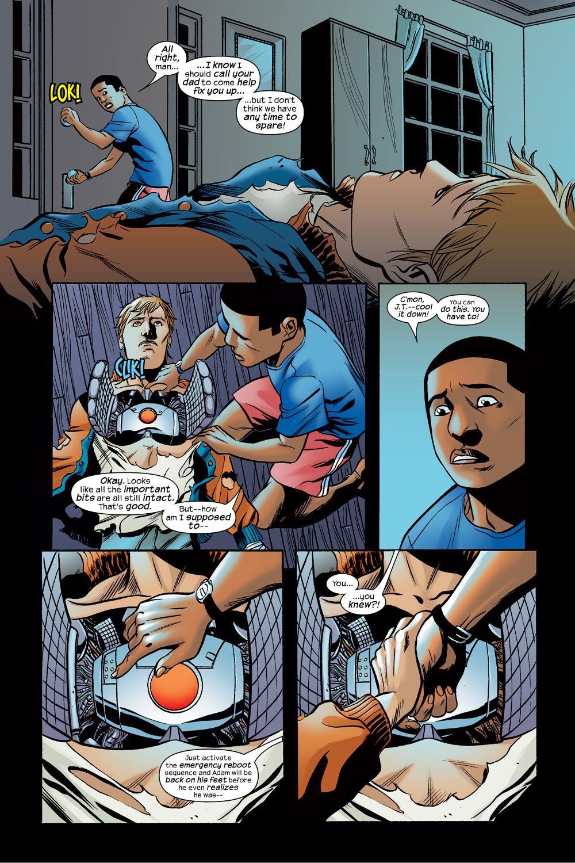 Read online Machine Teen comic -  Issue #3 - 20