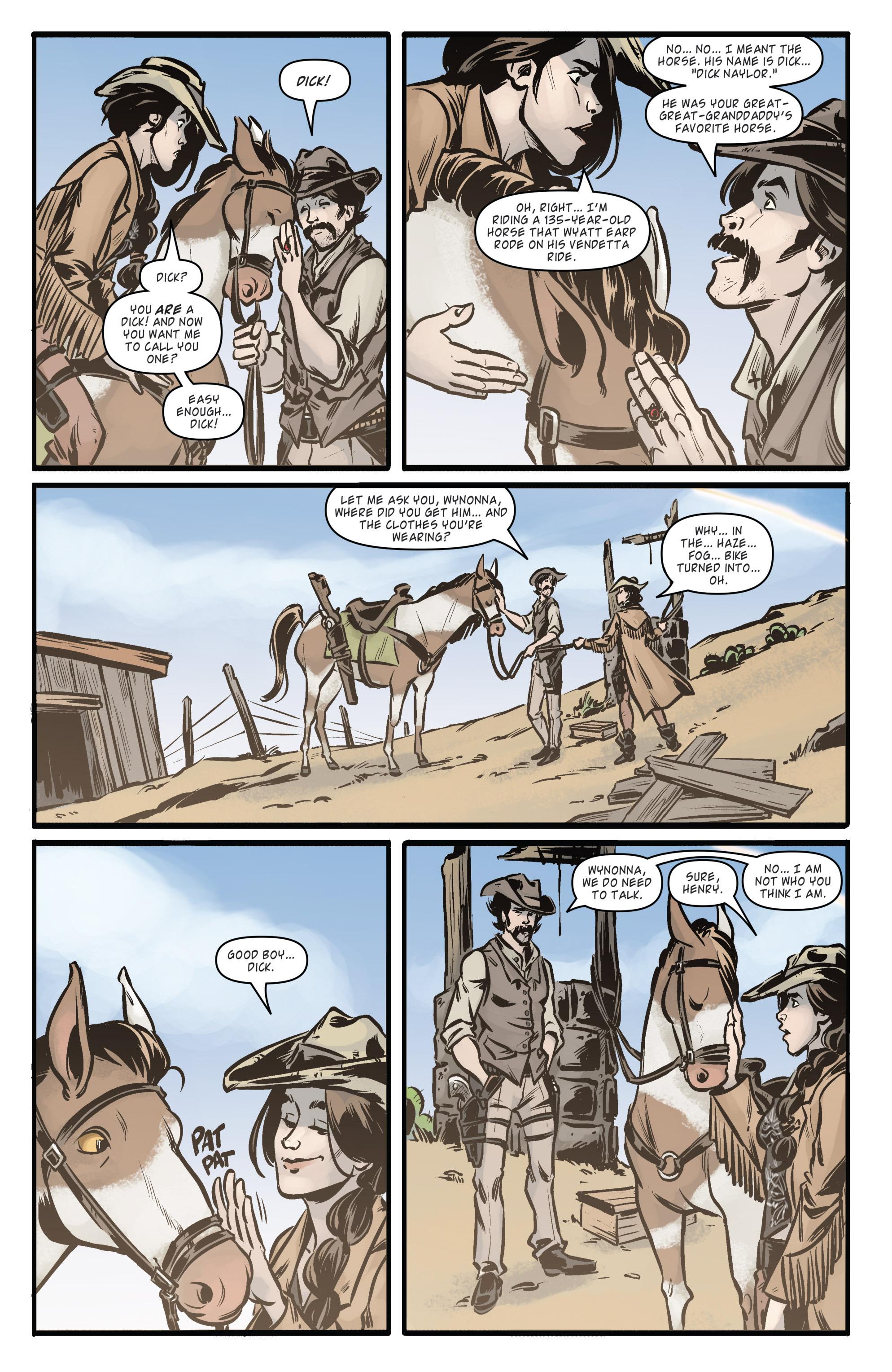 Read online Wynonna Earp (2016) comic -  Issue #5 - 16