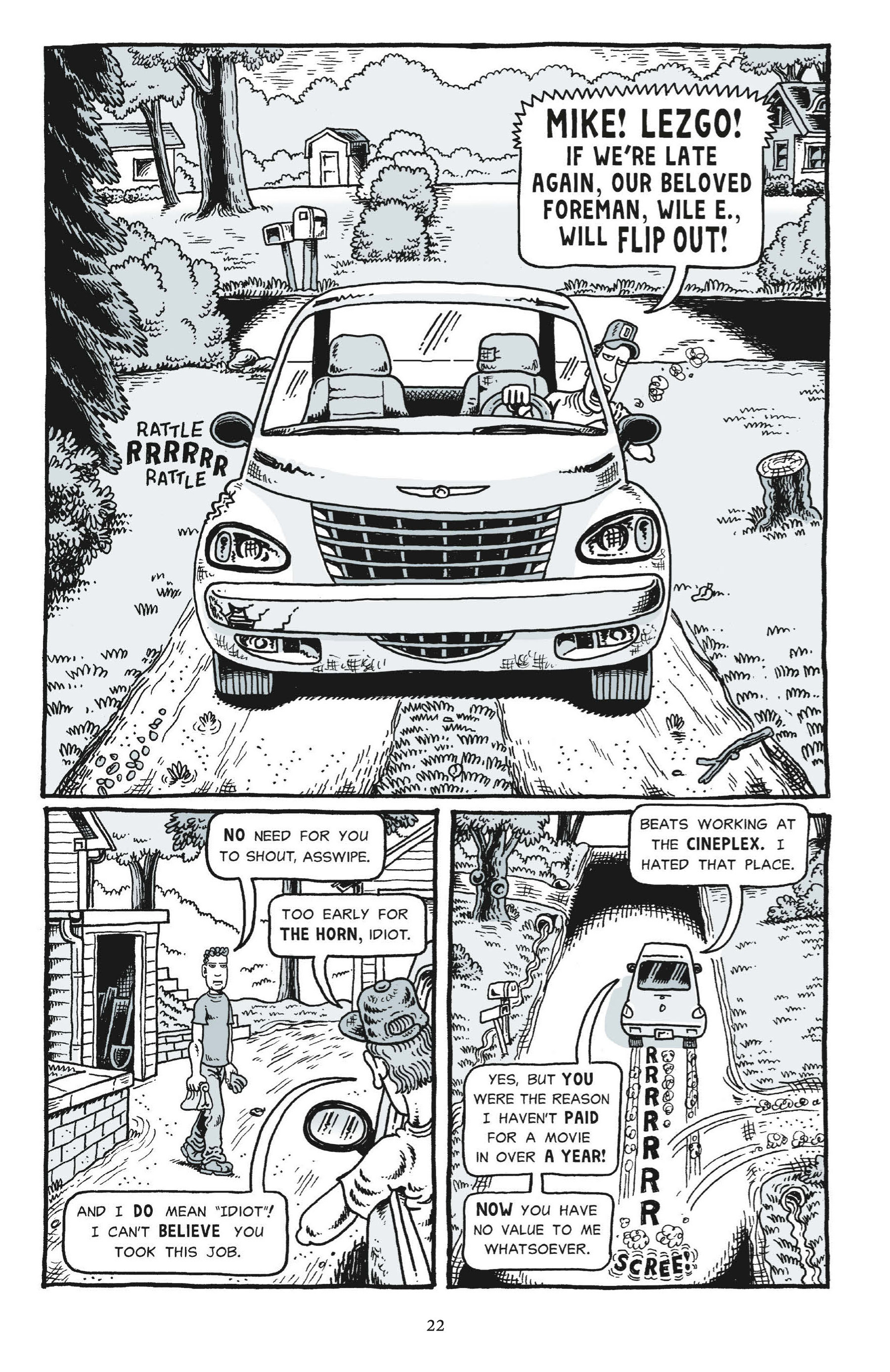 Read online Trashed comic -  Issue # Full - 23
