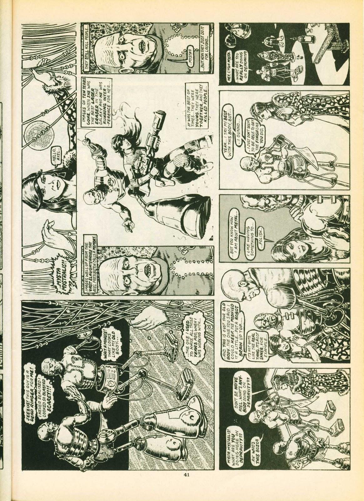 Warrior Issue #16 #17 - English 41