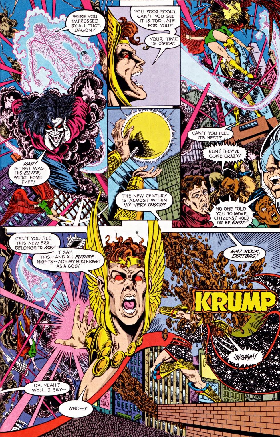 Read online Team Titans comic -  Issue #1e - 16