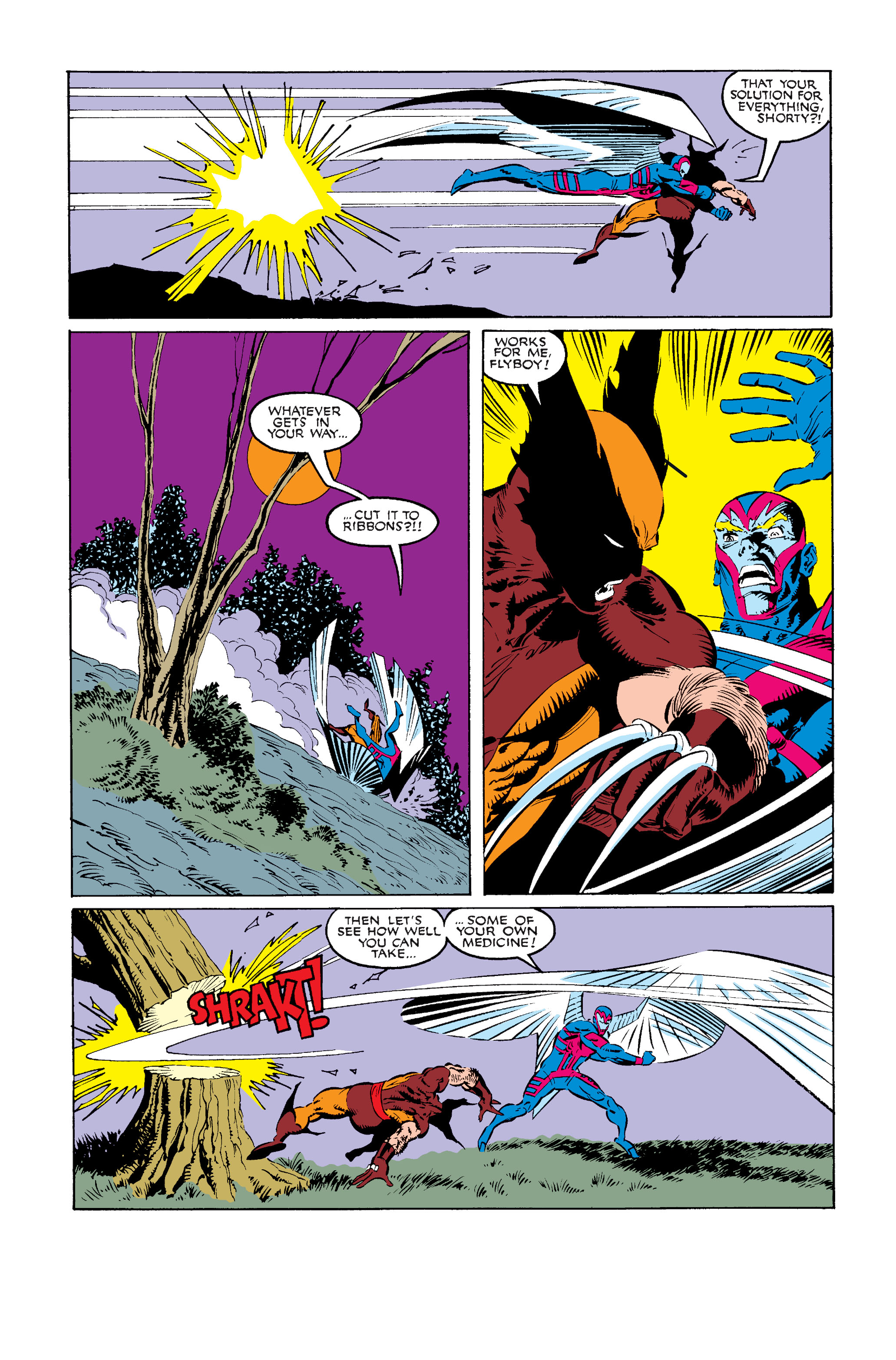 Read online Uncanny X-Men (1963) comic -  Issue #242 - 18