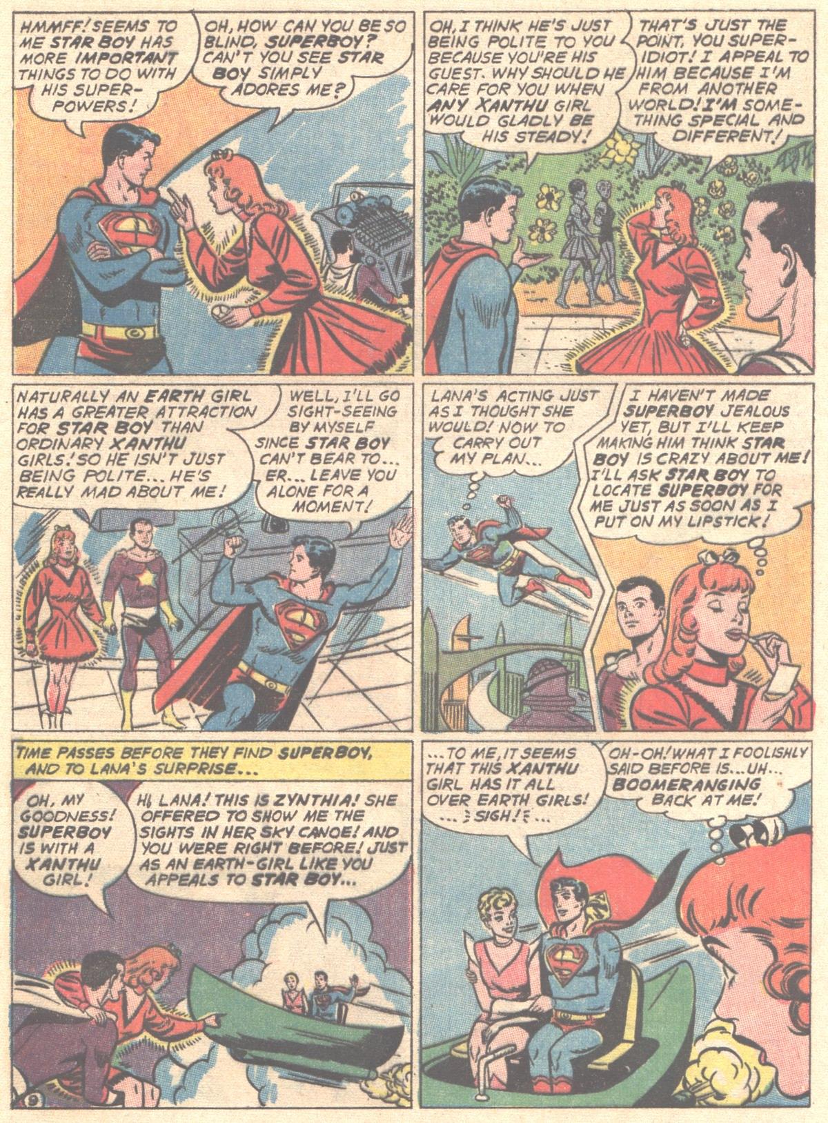 Read online Adventure Comics (1938) comic -  Issue #356 - 28