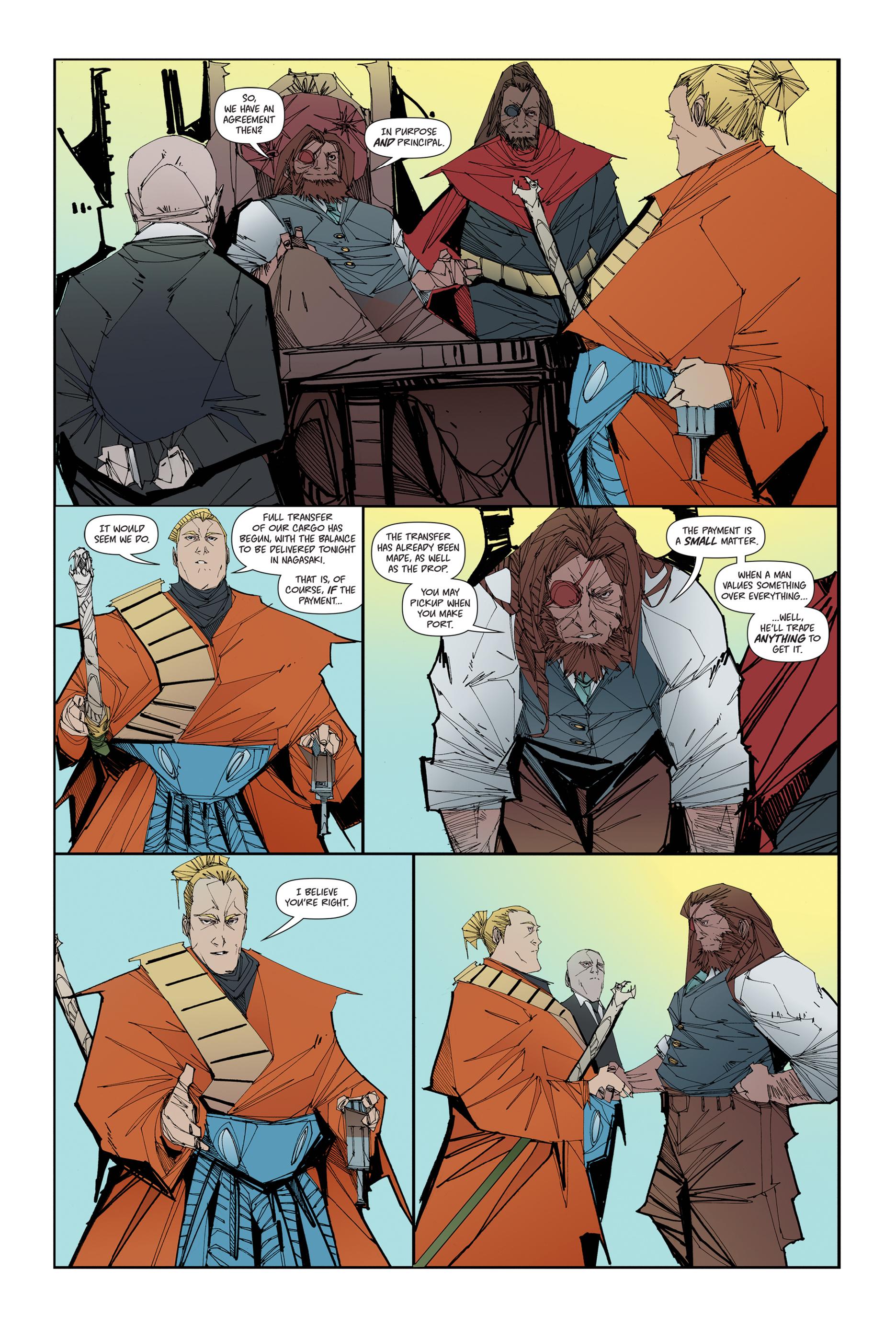 Read online Scrimshaw comic -  Issue #4 - 19