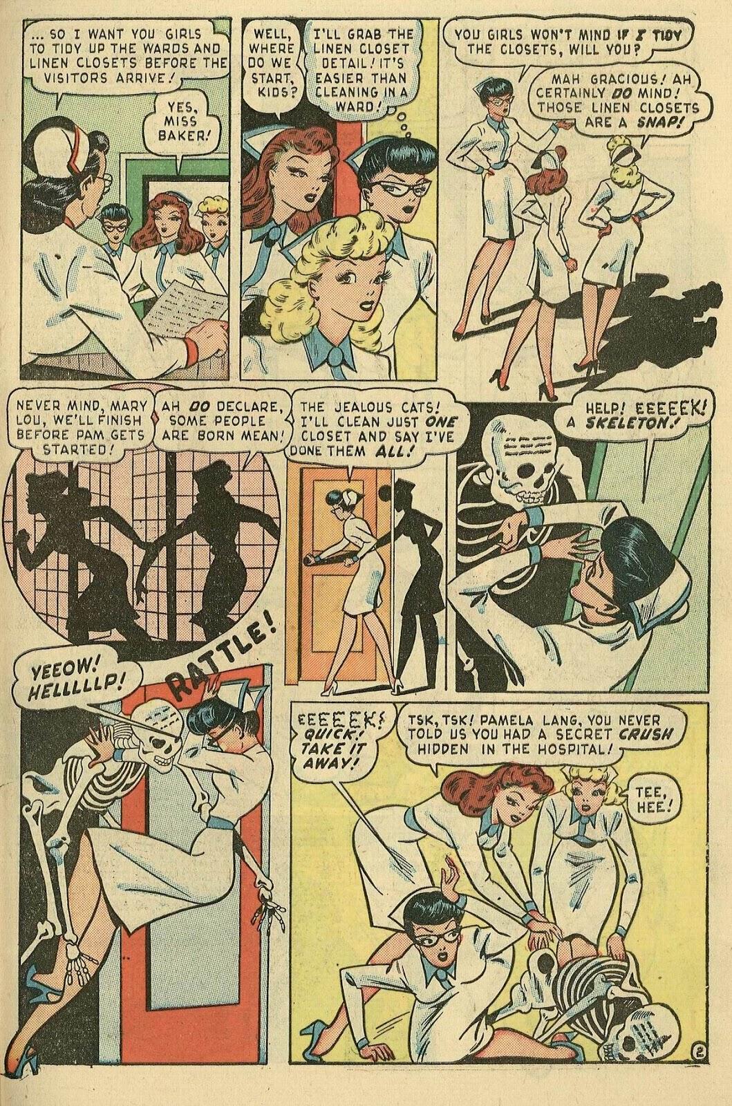 Read online Gay Comics comic -  Issue #34 - 27