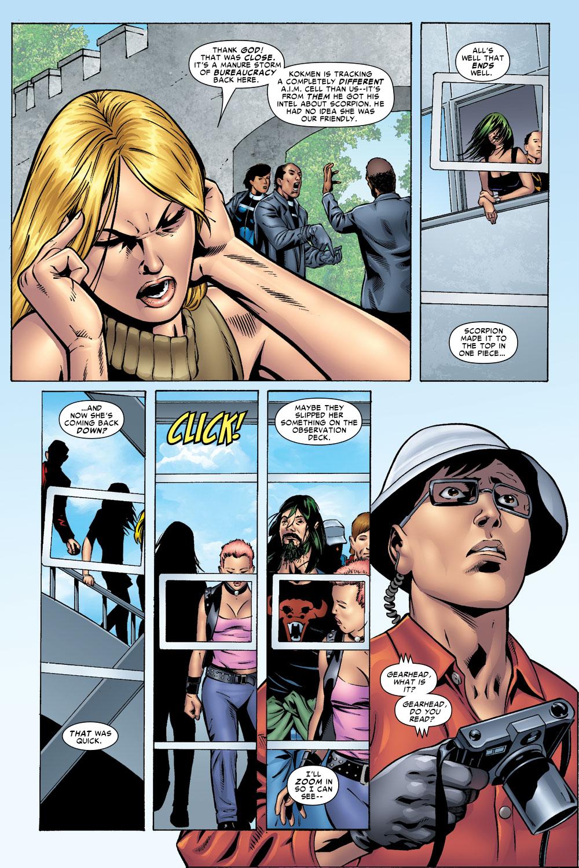 Read online Amazing Fantasy (2004) comic -  Issue #9 - 22