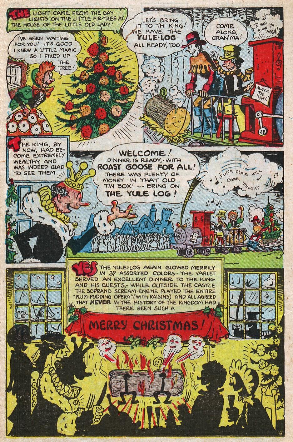 Jingle Jangle Comics issue 42 - Page 26