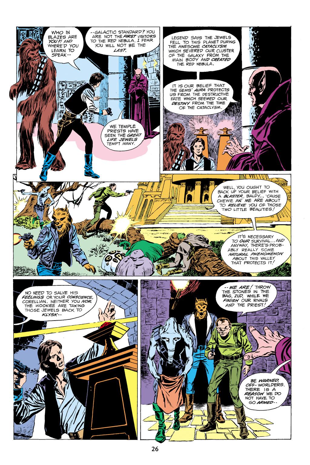 Read online Star Wars Omnibus comic -  Issue # Vol. 16 - 27