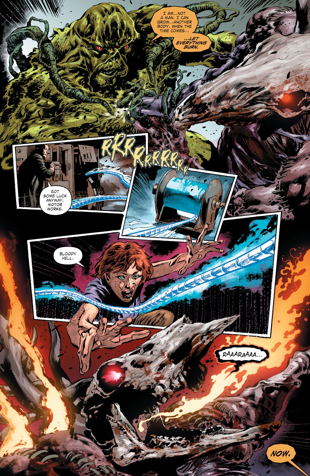 Read online The Curse of Brimstone: Ashes comic -  Issue # TPB (Part 1) - 23