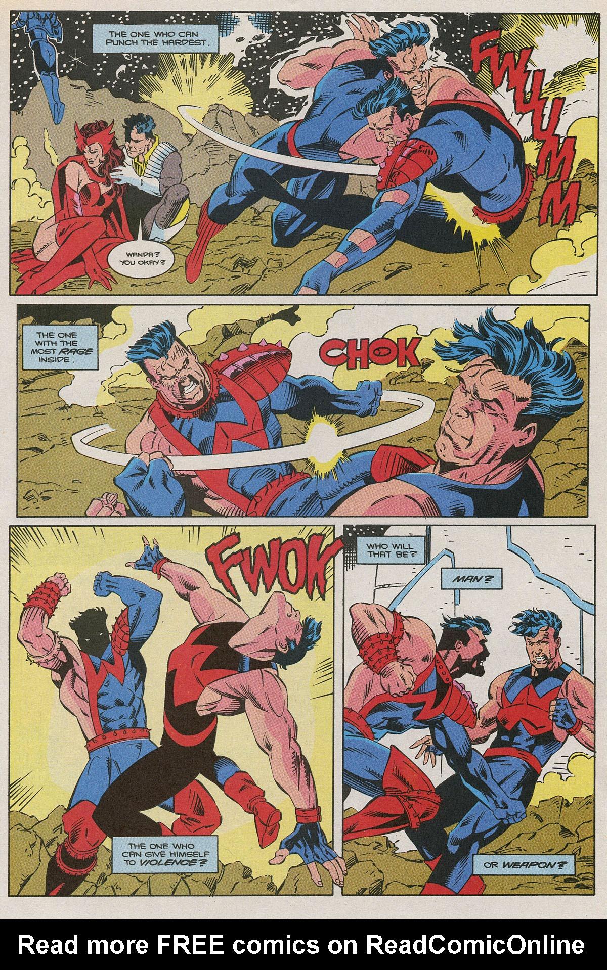 Read online Wonder Man (1991) comic -  Issue #15 - 13