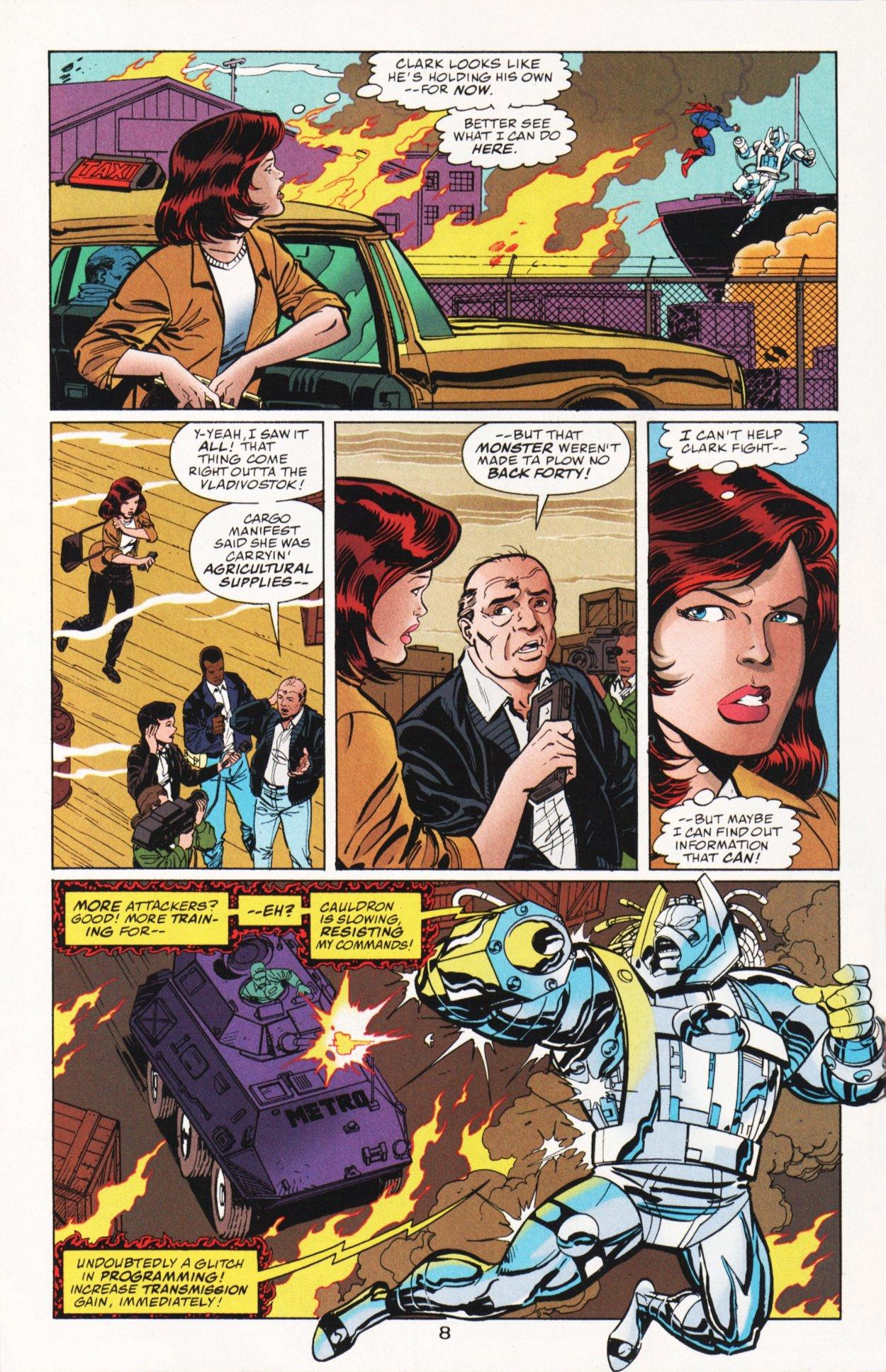 Action Comics (1938) 731 Page 10