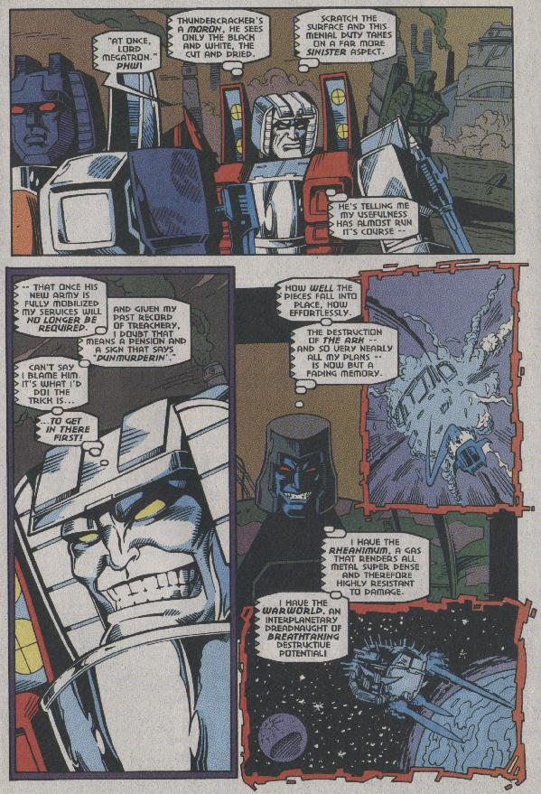 Read online Transformers: Generation 2 comic -  Issue #7 - 7