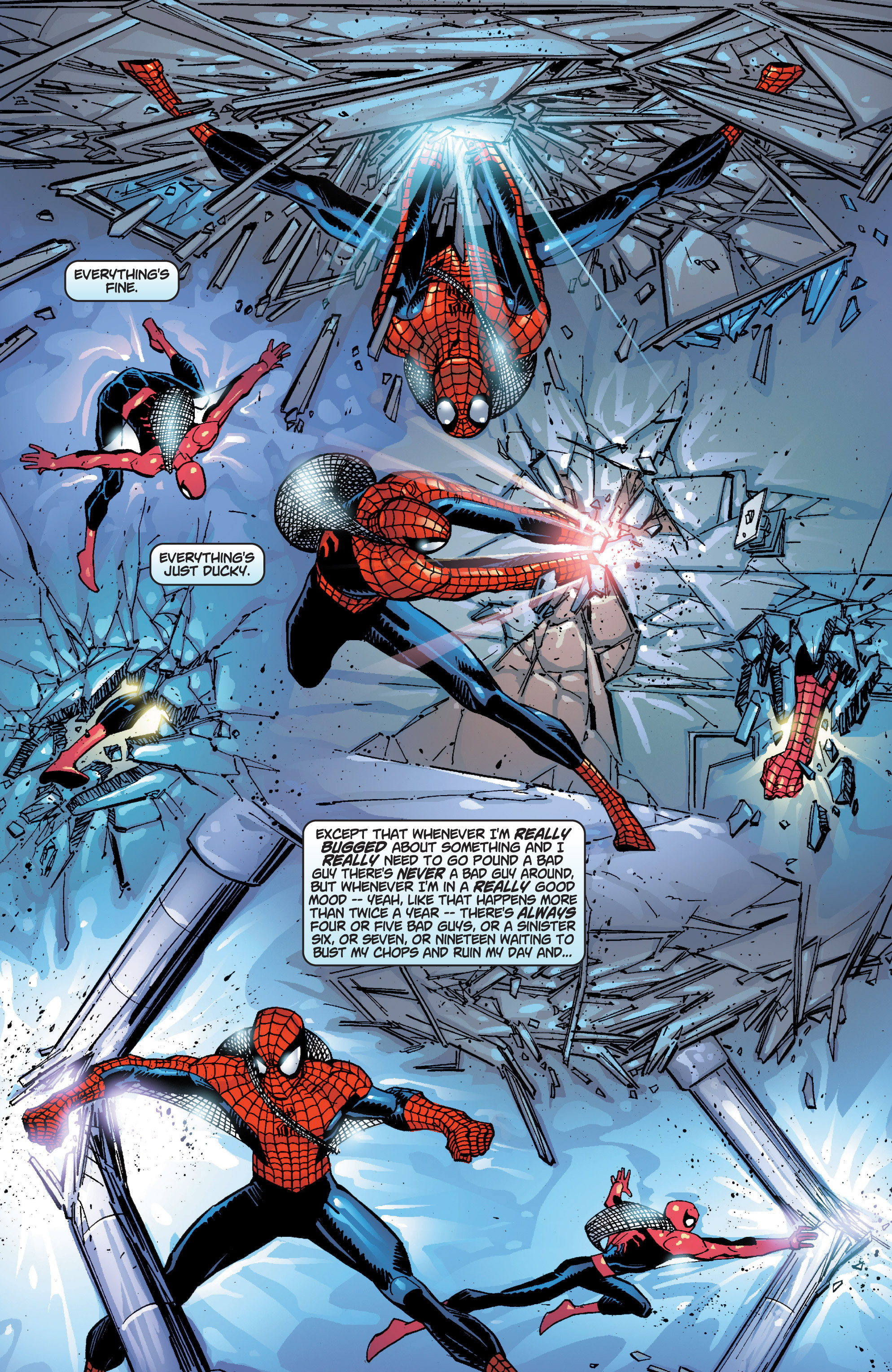The Amazing Spider-Man (1999) 30 Page 5