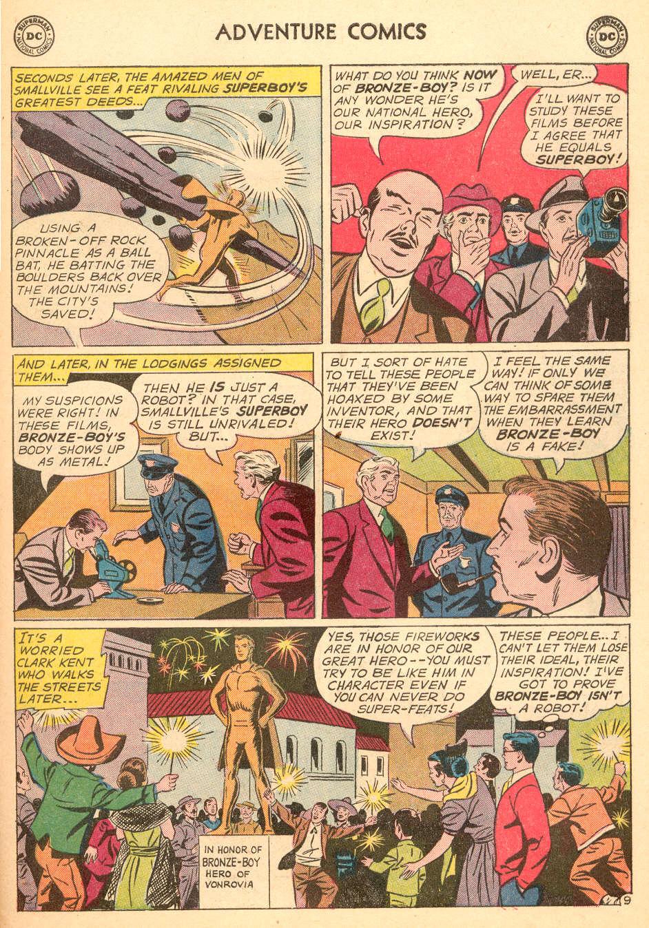 Read online Adventure Comics (1938) comic -  Issue #295 - 11