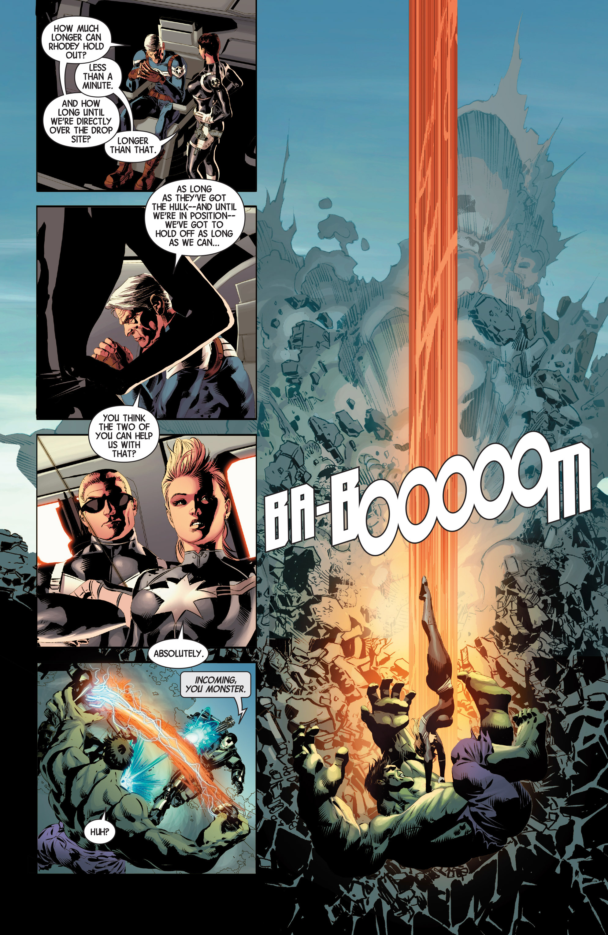 Read online Avengers (2013) comic -  Issue #39 - 18
